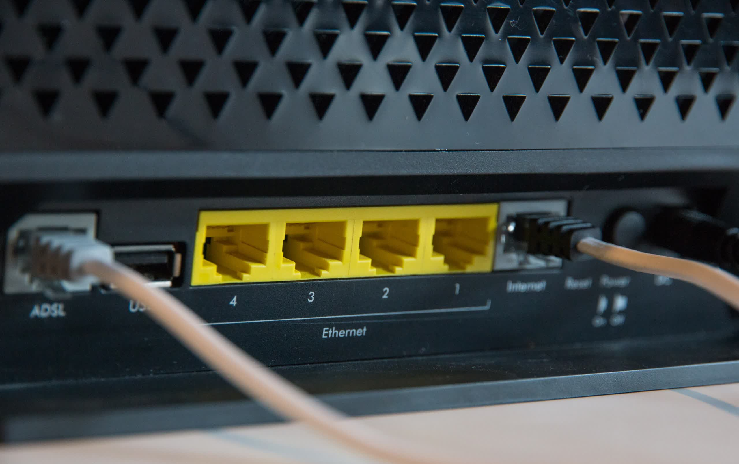 Global chip crisis is causing a 60-week delay in new router orders