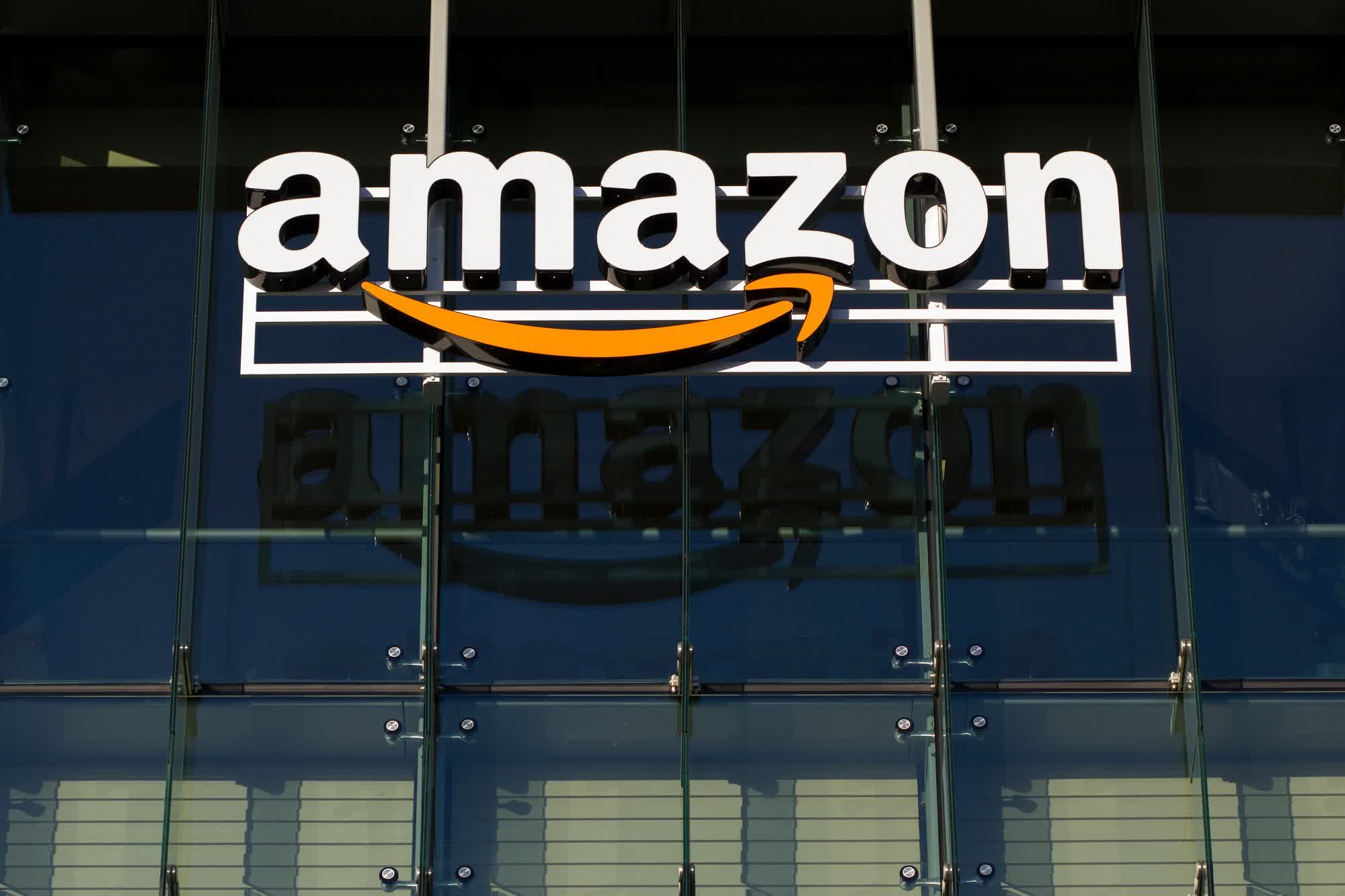 Man arrested over alleged plot to blow up Amazon data center