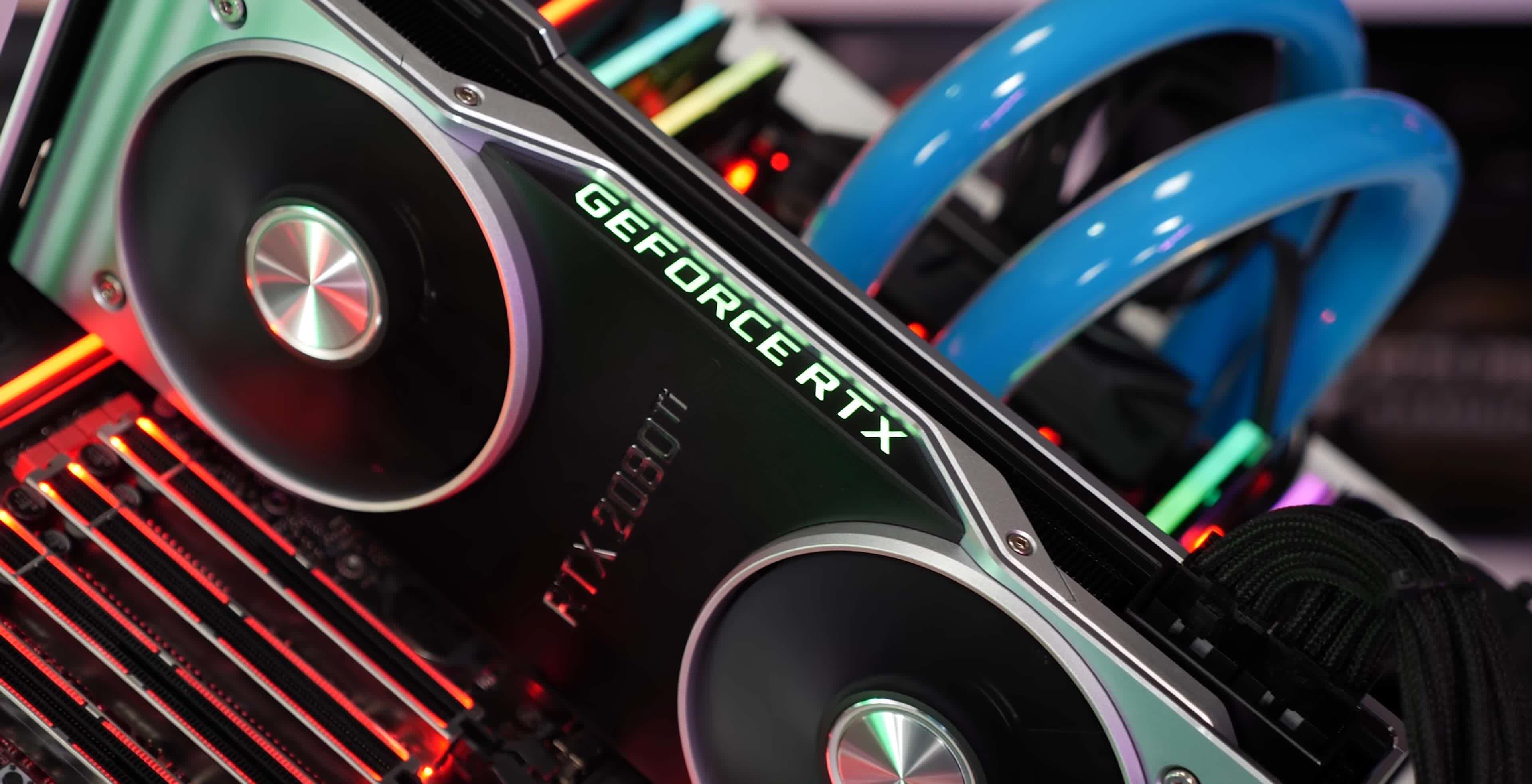 Nvidia 'Ampere Next' GPUs are set to arrive in 2022, 'Ampere Next Next' will follow in 2024