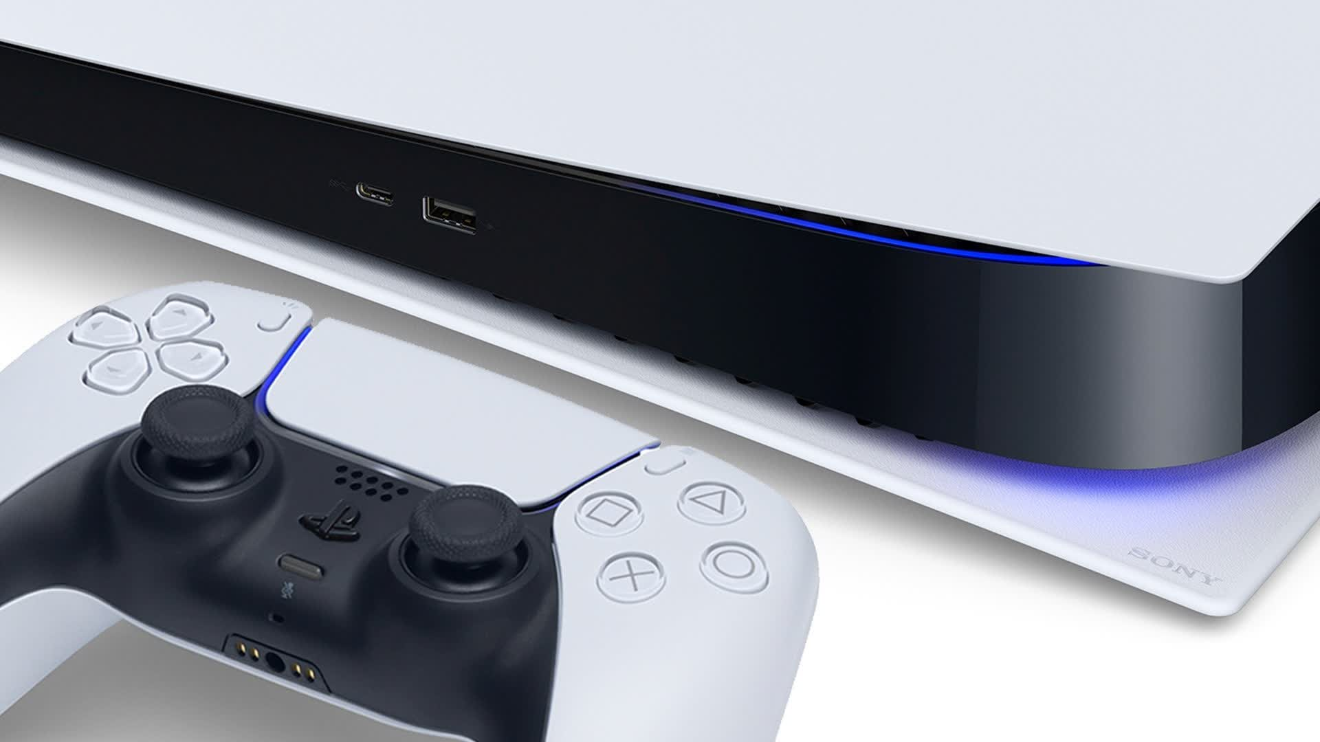 Sony unveils first major update for PlayStation 5