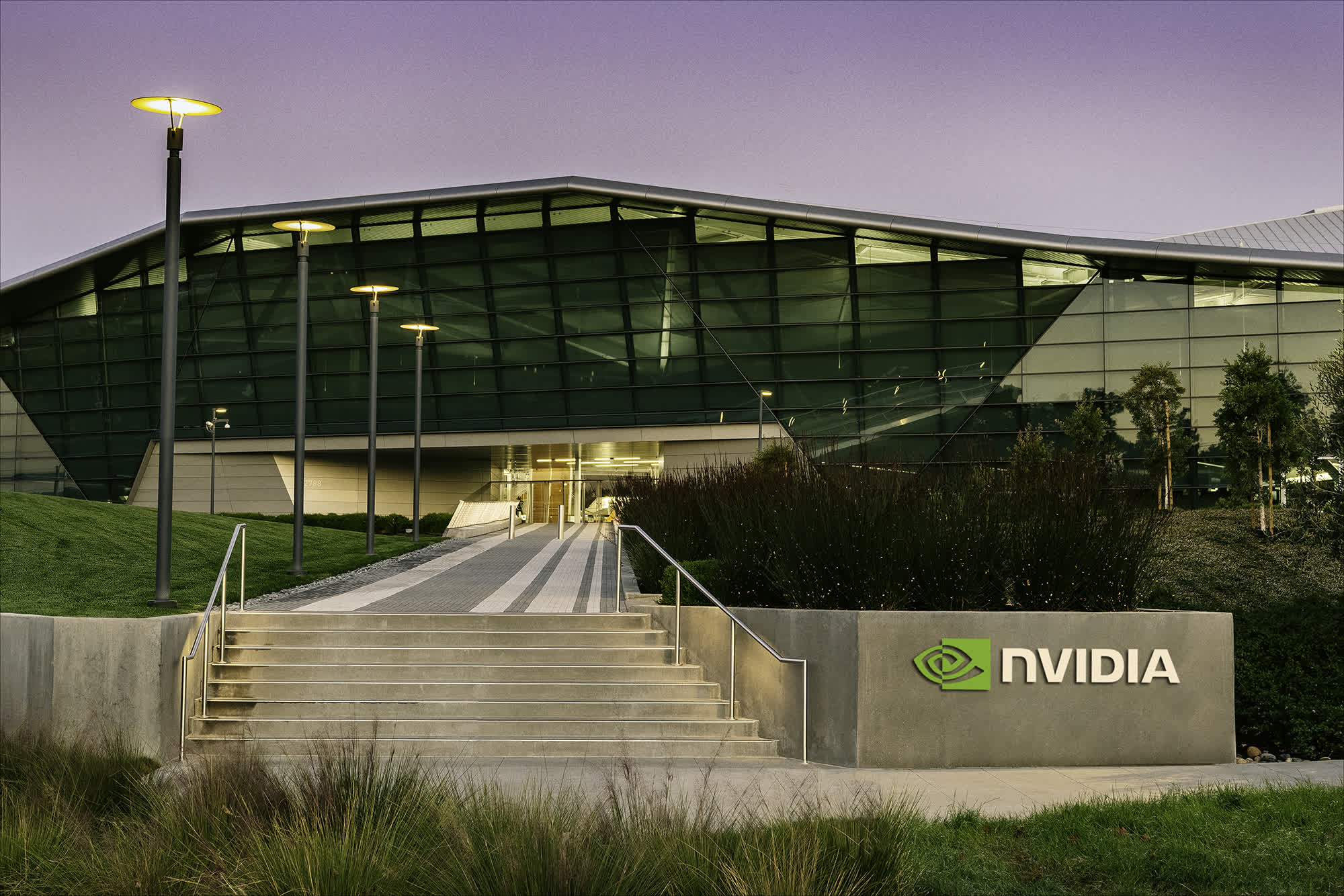 Nvidia quarterly sales to exceed $5.3 billion forecast, stock rallies