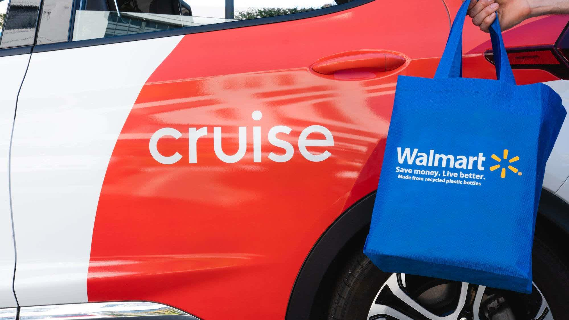 Walmart invests in self-driving car start-up Cruise to expand last-mile delivery ecosystem