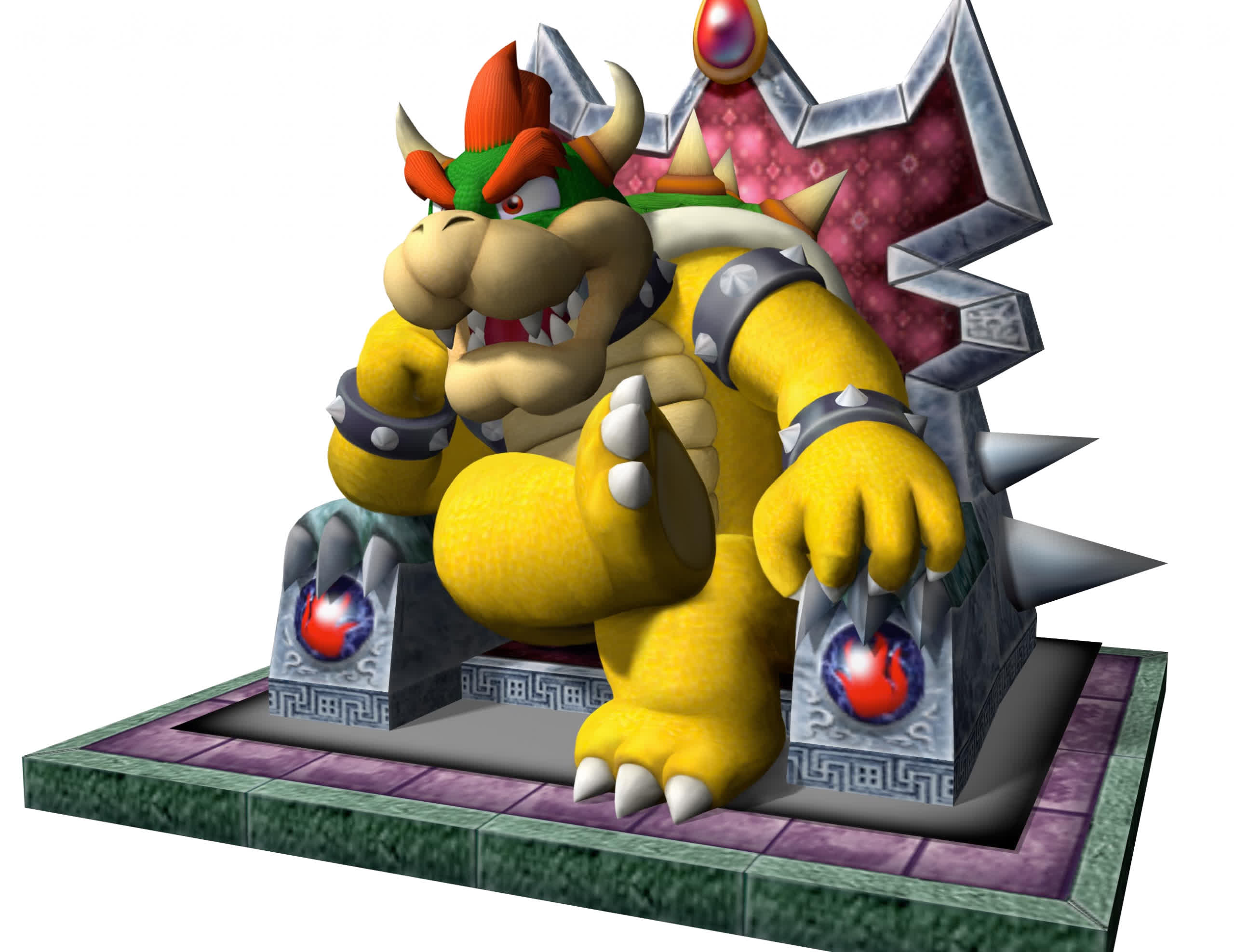 Nintendo of America and its president, Bowser, are suing a hacker called Bowser