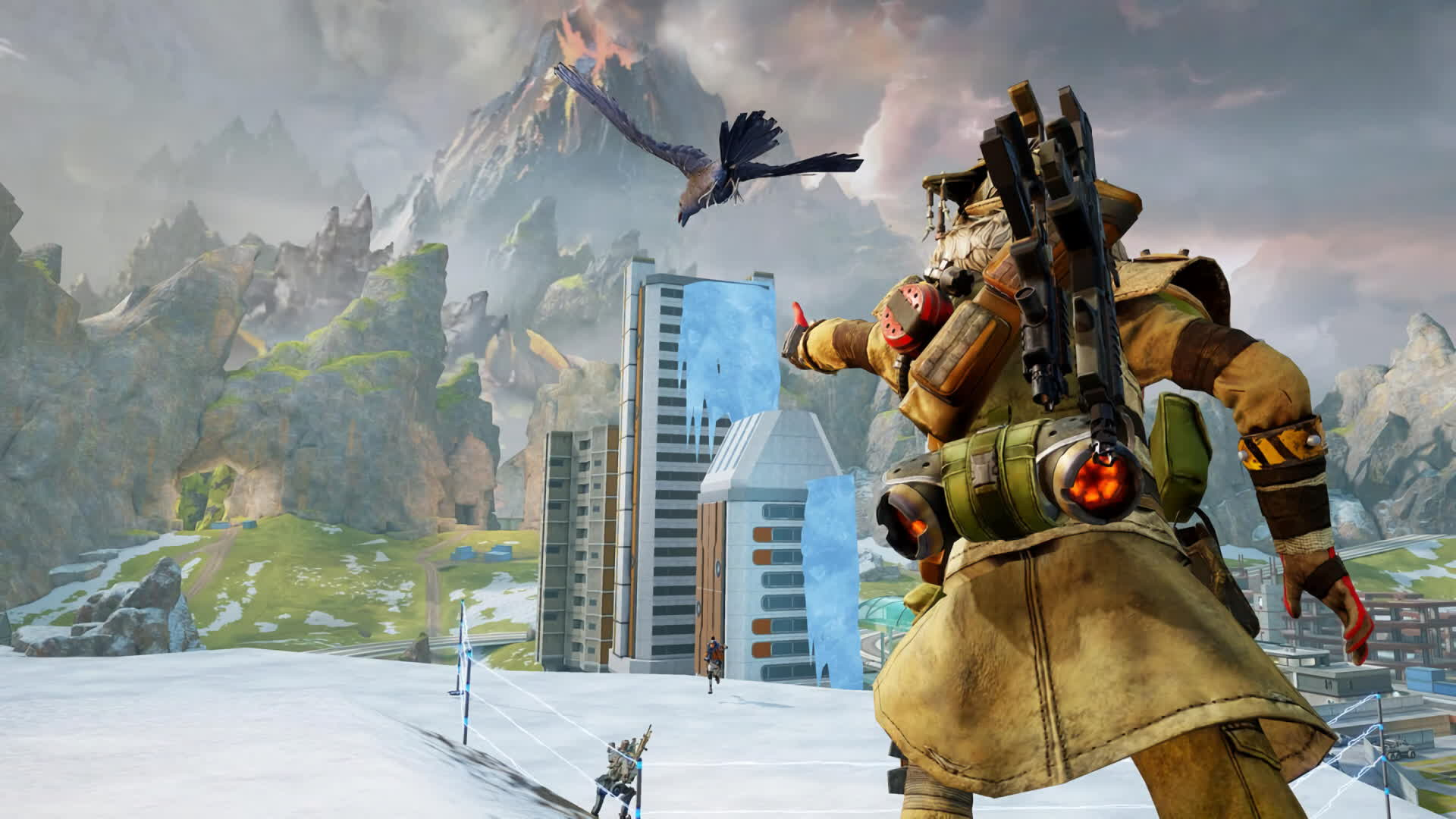 <p>Apex Legends is coming to mobile devices, beta testing begins this month thumbnail
