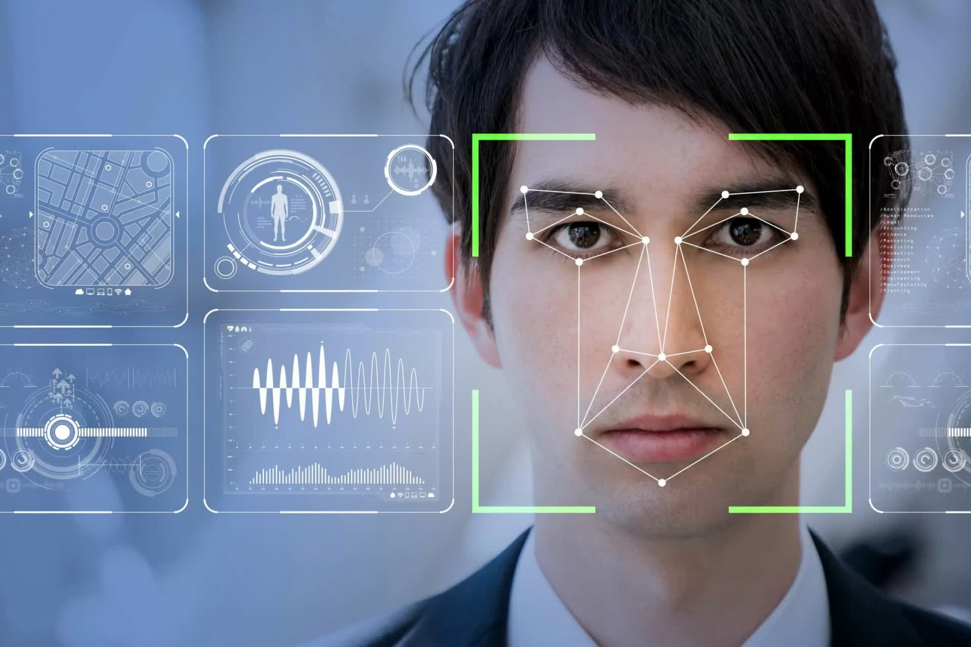<p>Bipartisan Senate bill would Prevent law enforcement agencies from Buying Clearview AI data thumbnail