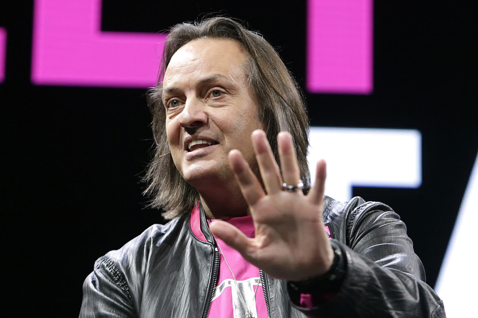 John Legere left T-Mobile with a severance package of over $136 million
