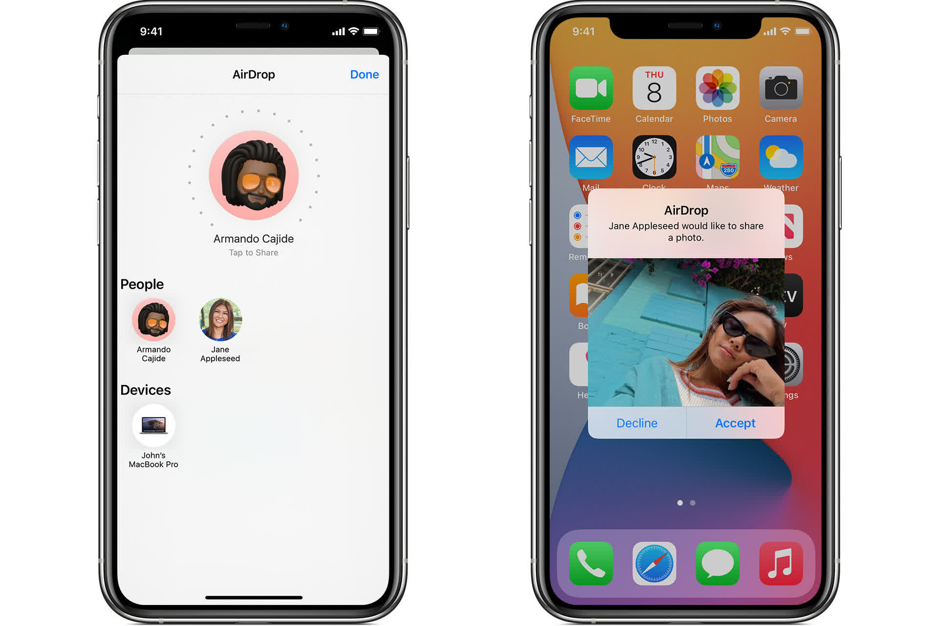AirDrop security flaw discovered in 2019 can still expose your personal information