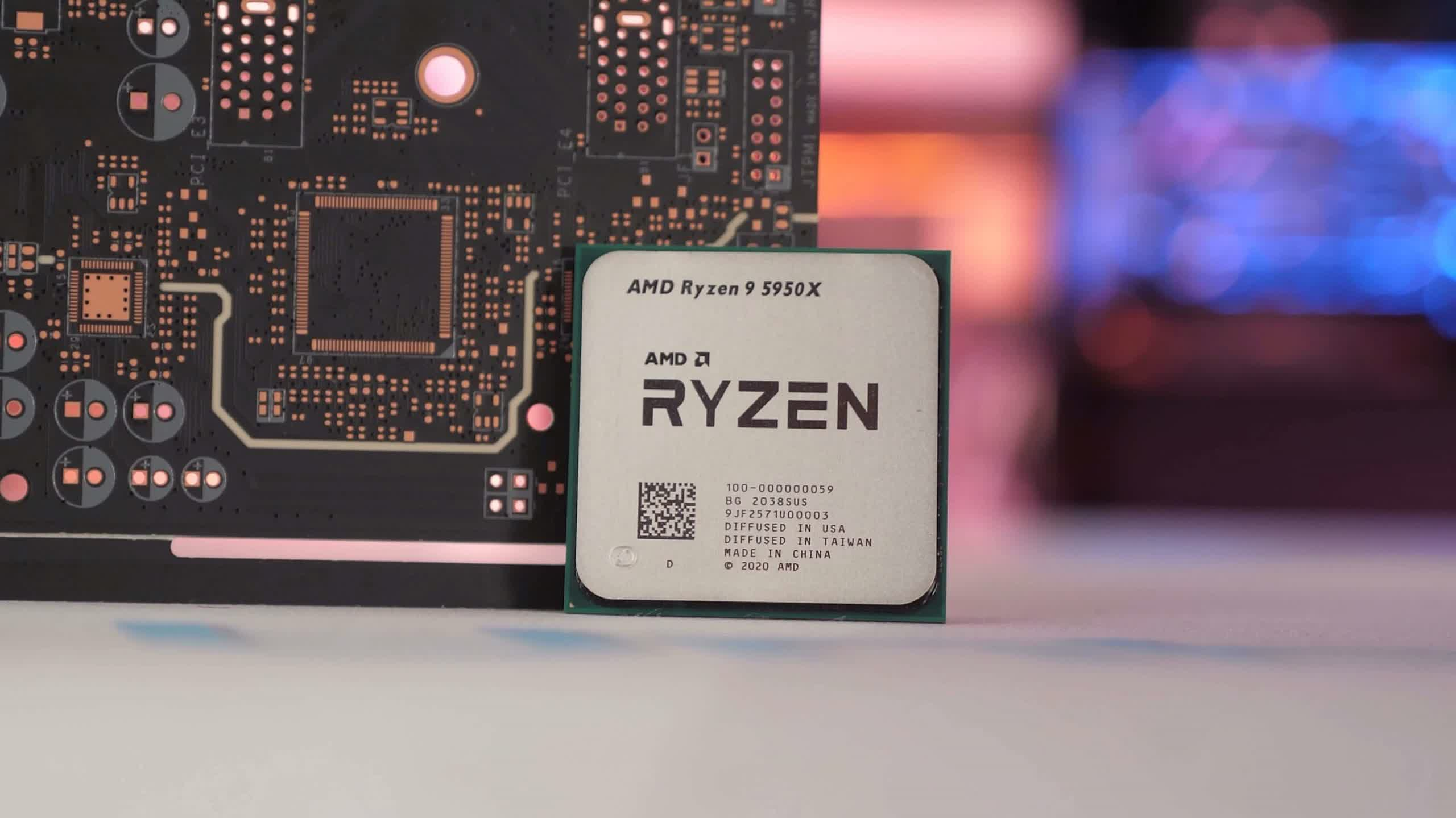 Russia has begun producing its own AMD B450 motherboards