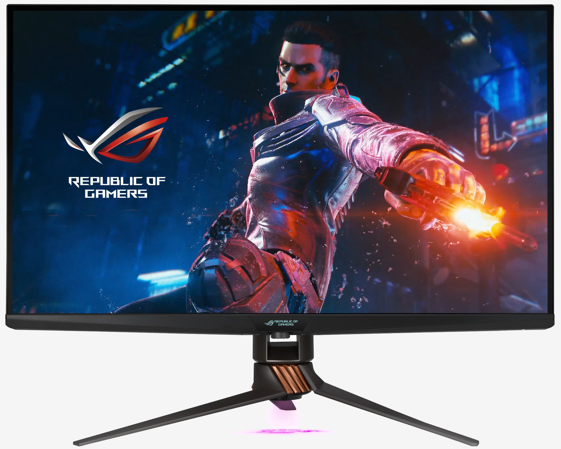 Asus' first mini LED gaming monitor launches in May for $3,000