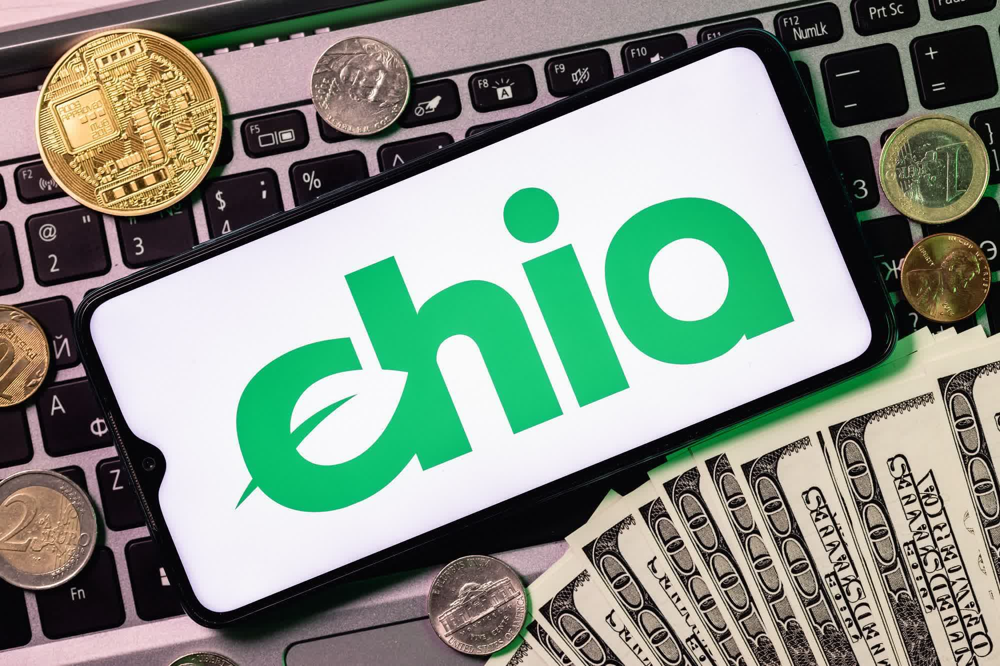 Chia crypto mining spurs 500% jump in Adata SSD sales, warranty warning from Galax