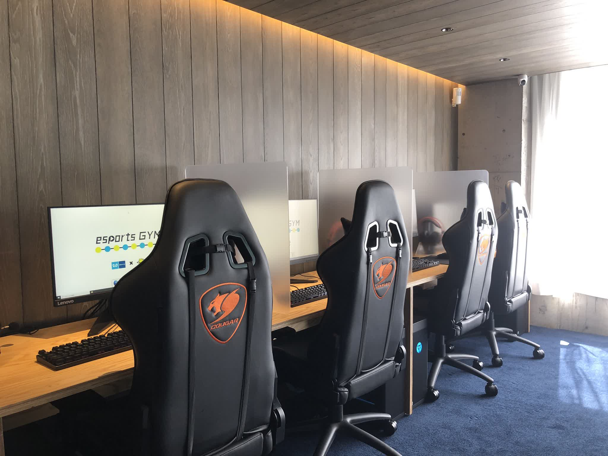 "World's first ""Esports Gym"" opening in Tokyo, offers members pro coaching"