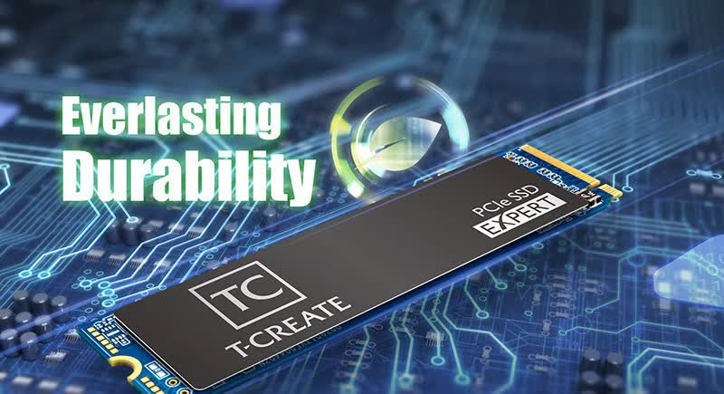 TeamGroup builds ultra-durable NVMe SSDs designed for Chia mining