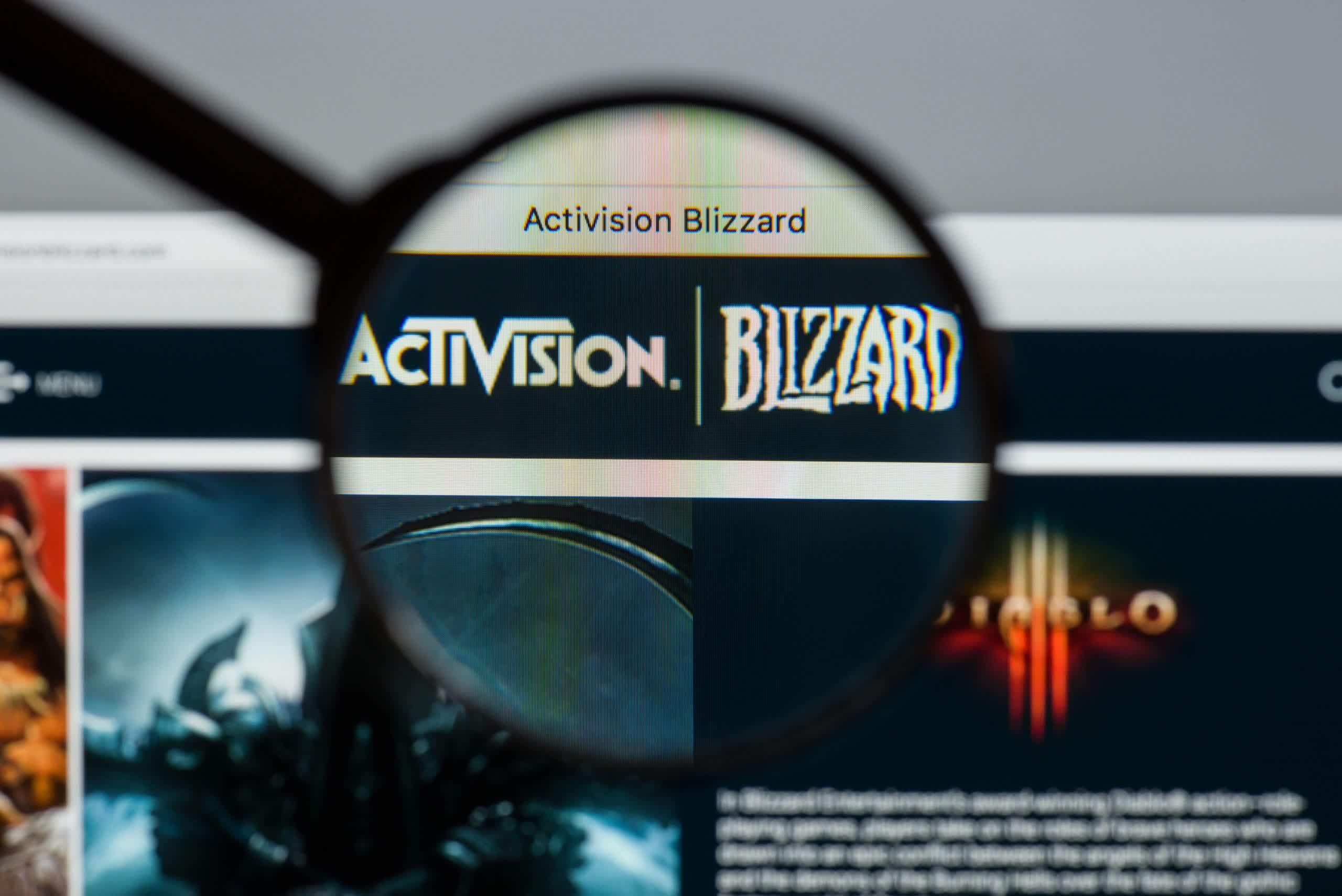 Activision Blizzard to triple Call of Duty development after earnings exceed expectations