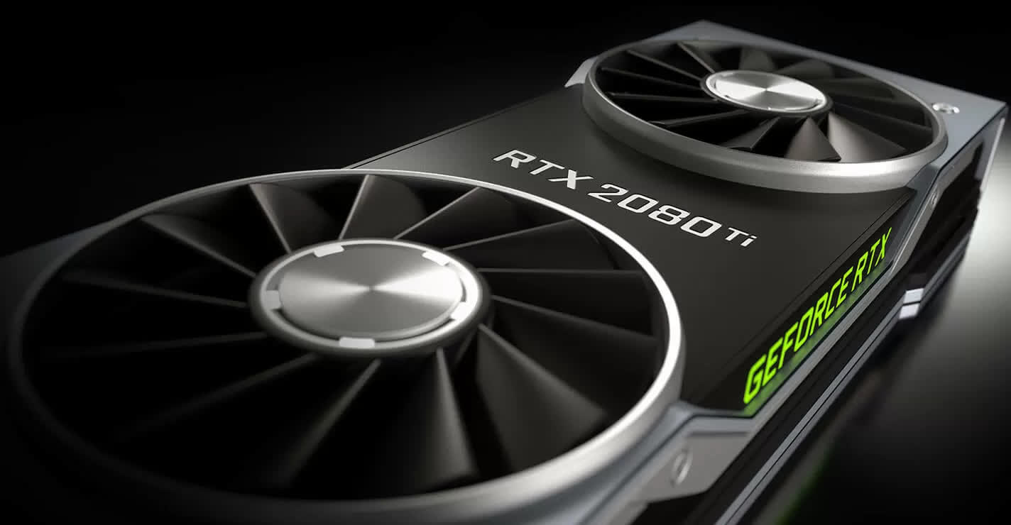 Modder proves that the Nvidia GeForce RTX 2080 Ti supports 22GB of GDDR6 memory