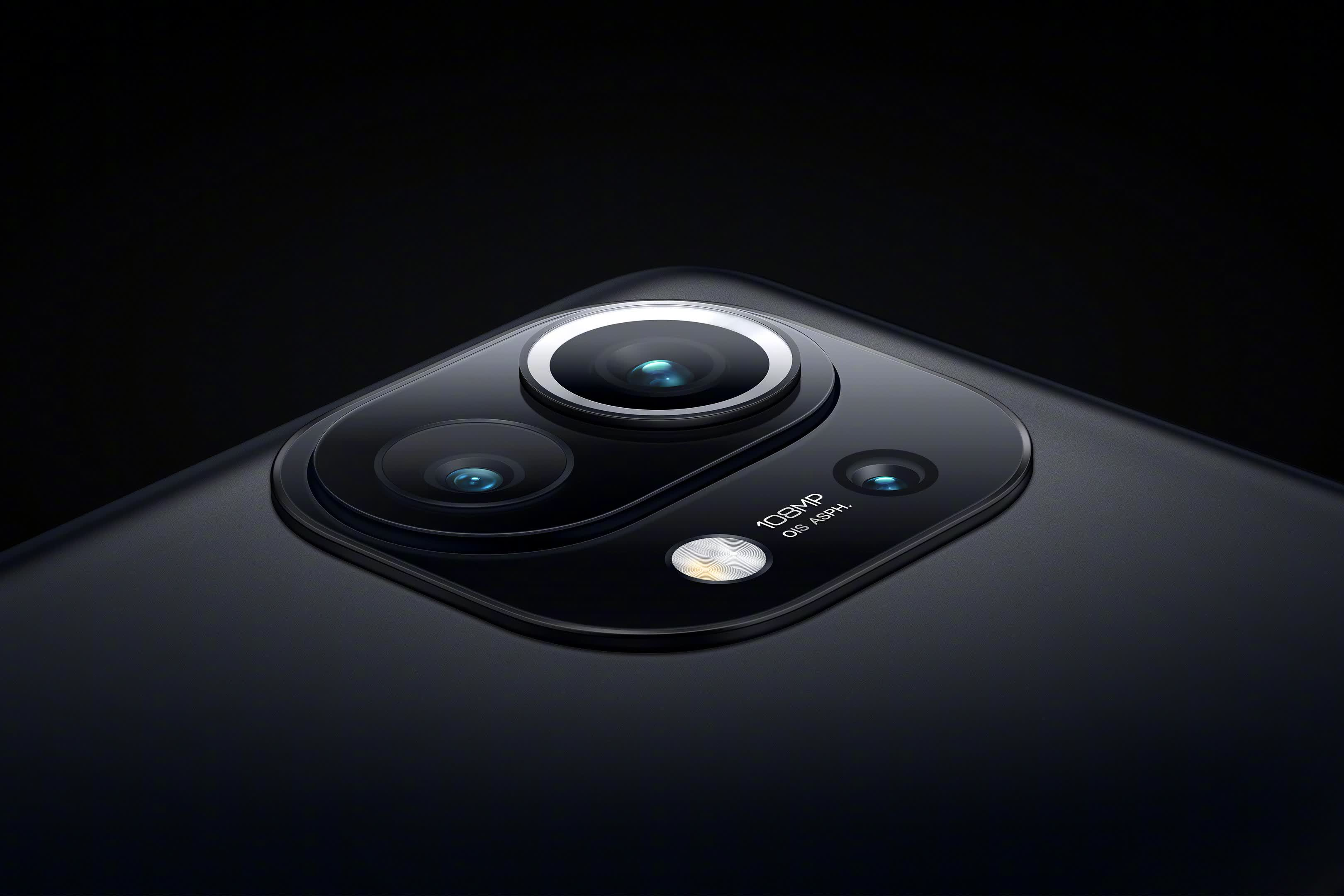 Xiaomi patent reveals an under-display rotating camera for selfies and rear-facing photography