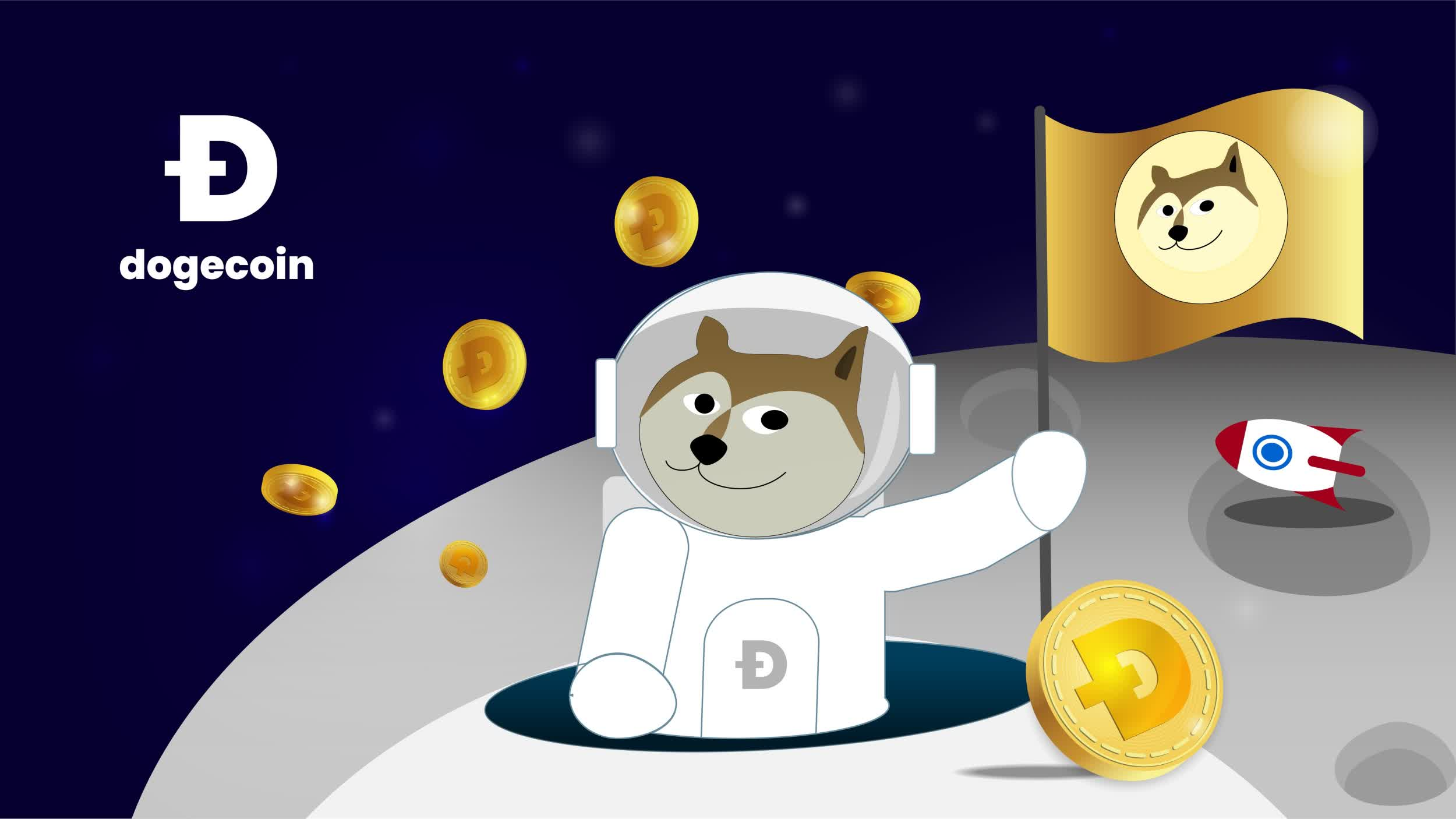 Dogecoin dips following Elon Musk's appearance on Saturday Night Live
