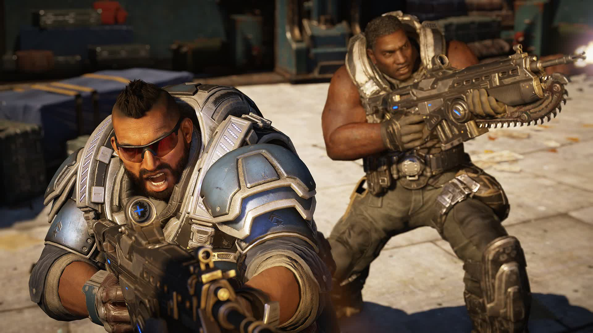 Gears of War dev says next entry will use Unreal Engine 5, denies it is working on Star Wars game