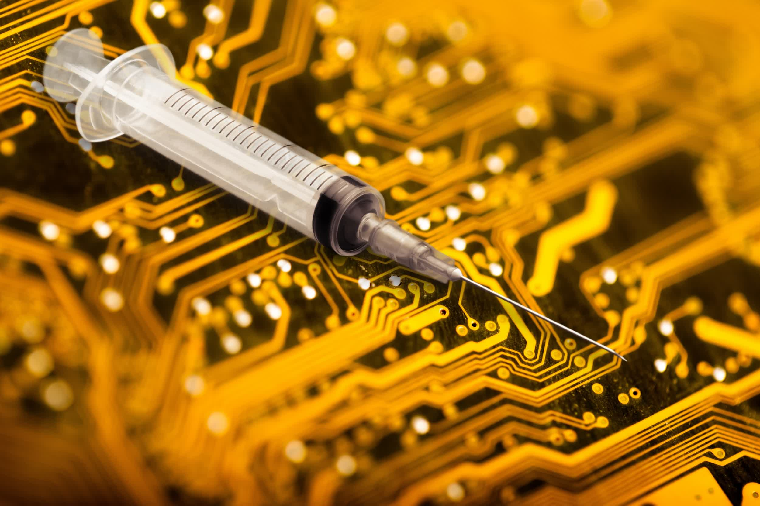 Researchers develop an injectable, microscopic chip to monitor physiological conditions