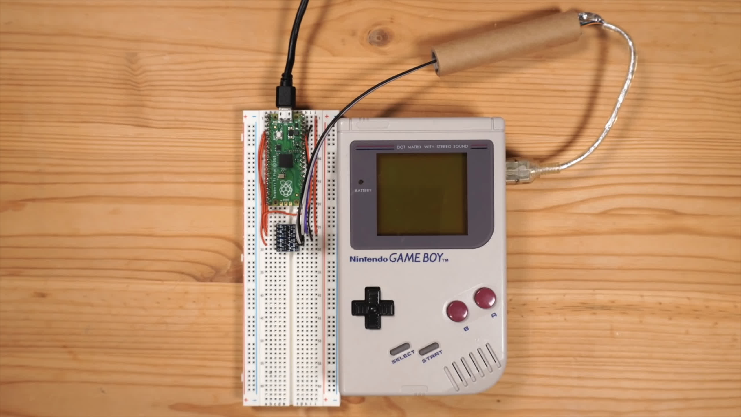 Modder creates Game Boy adapter to play battle-royale-style Tetris online