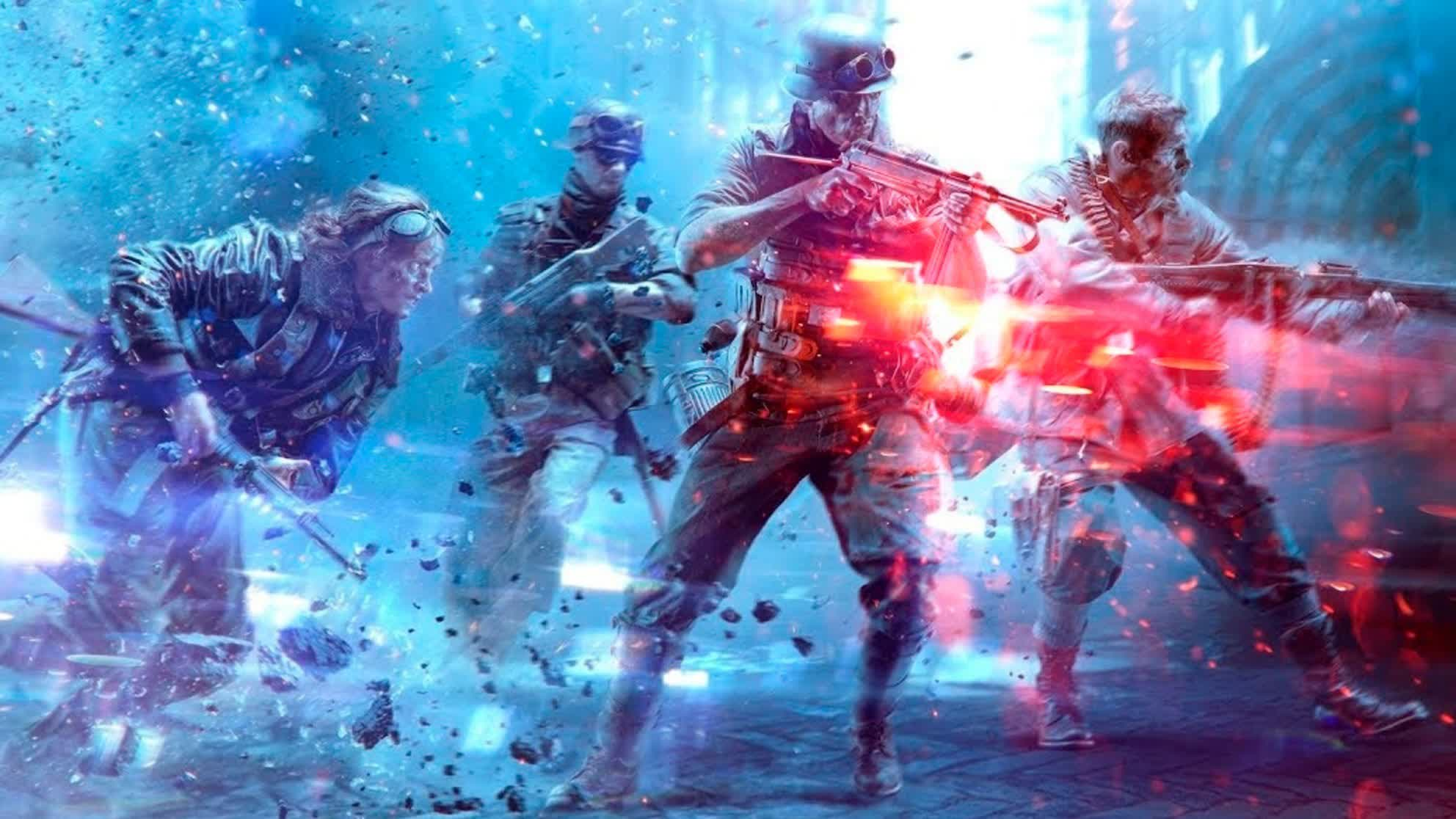 EA confirms upcoming Battlefield game will launch on current and next-gen consoles