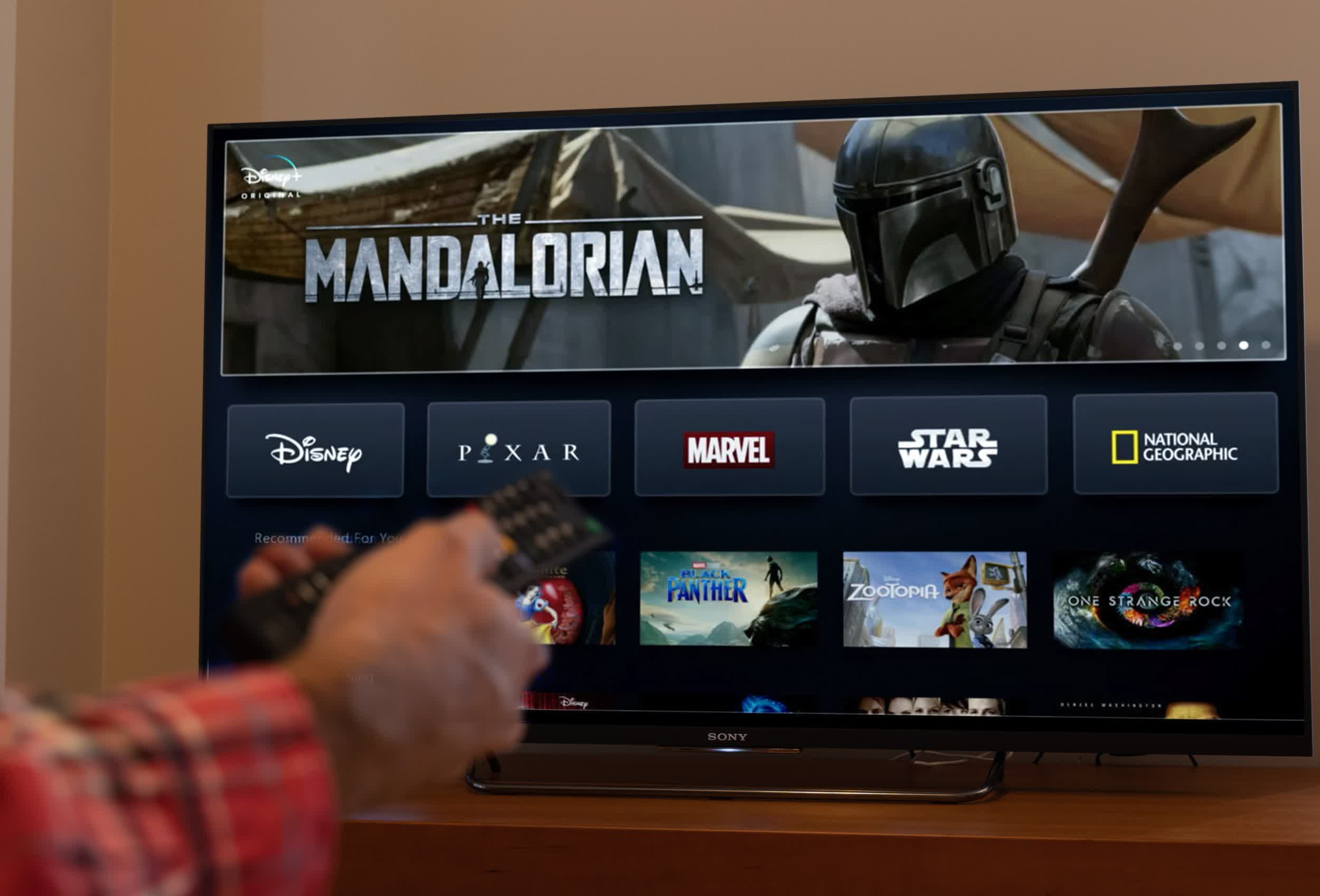 Disney+ finishes the quarter with 103.6 million subscribers as explosive growth slows