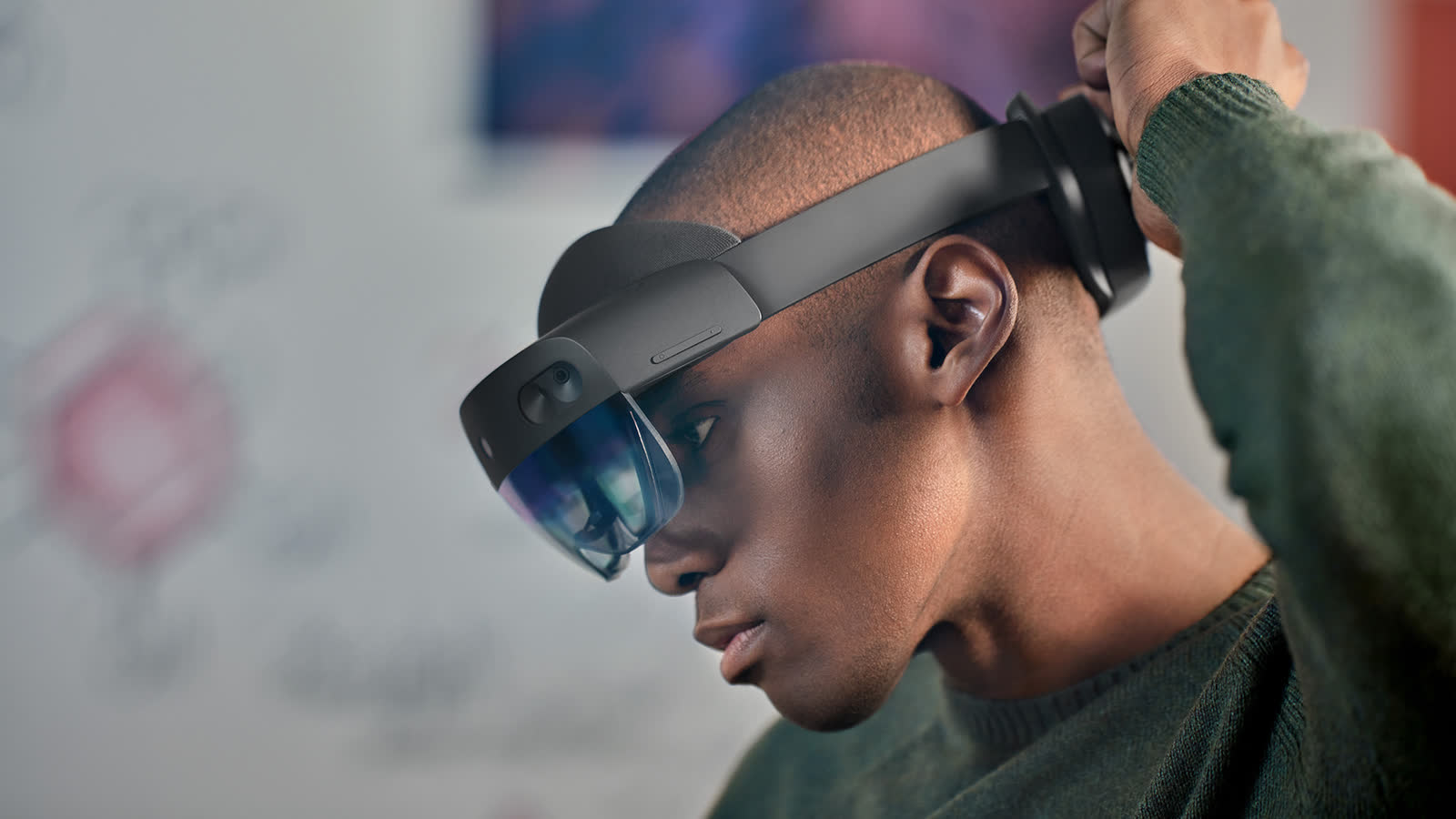 Microsoft is working on a consumer version of HoloLens
