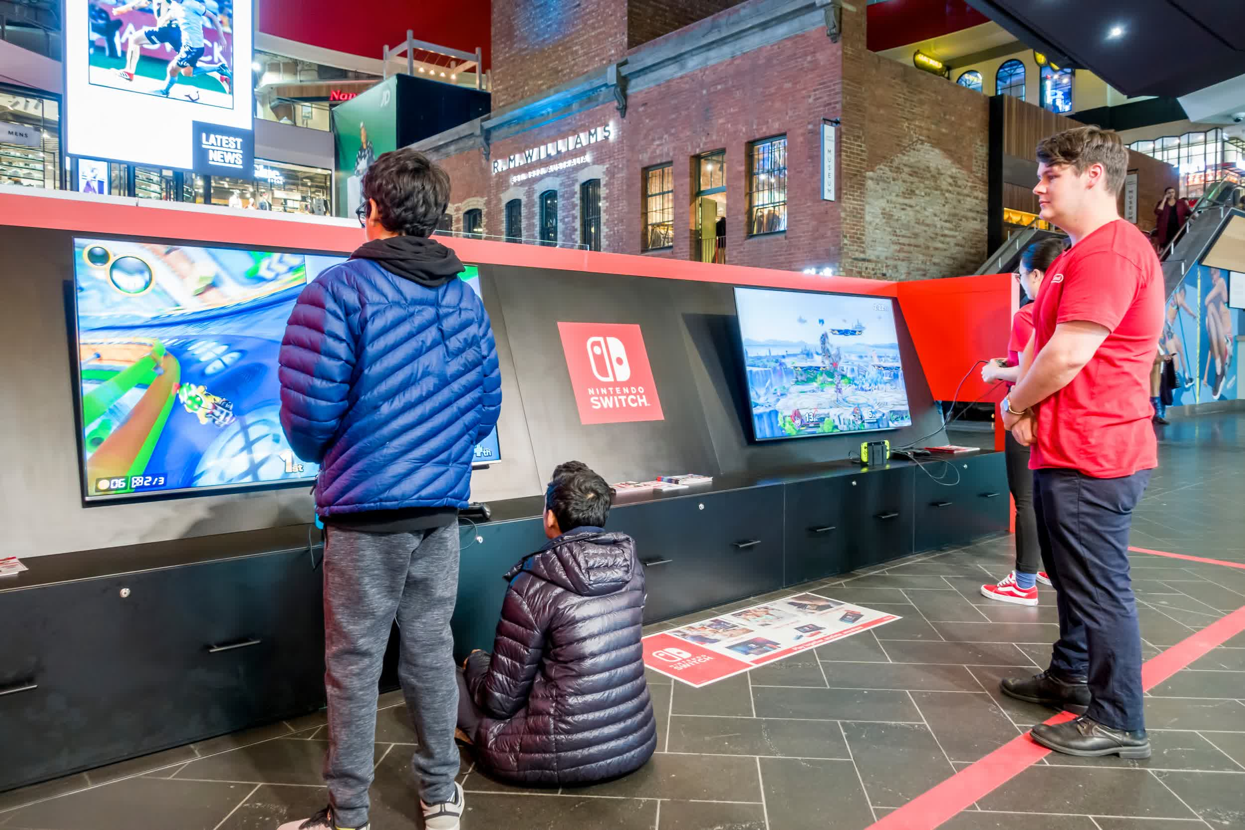 One fifth of new Nintendo Switch owners are repeat buyers