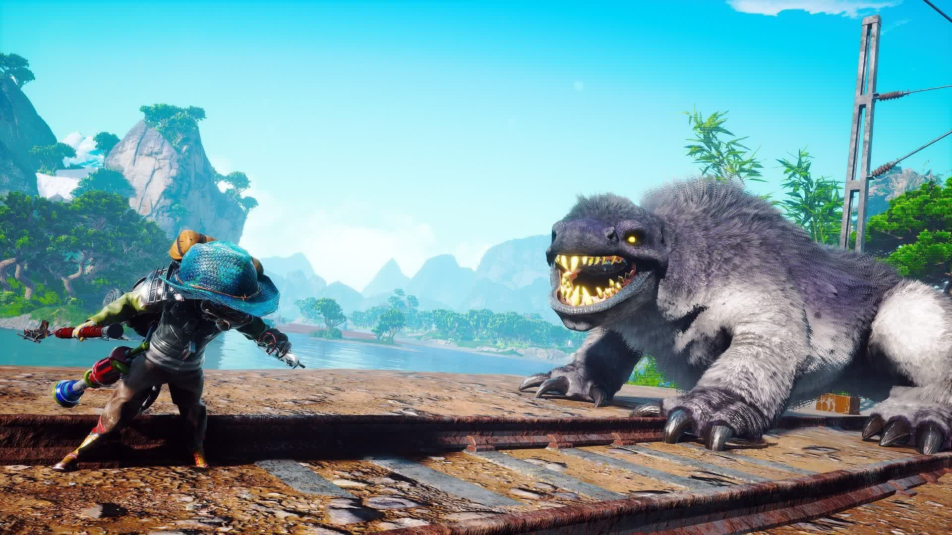 Biomutant console comparison reveals no native 4K on PS5 due to technical reasons