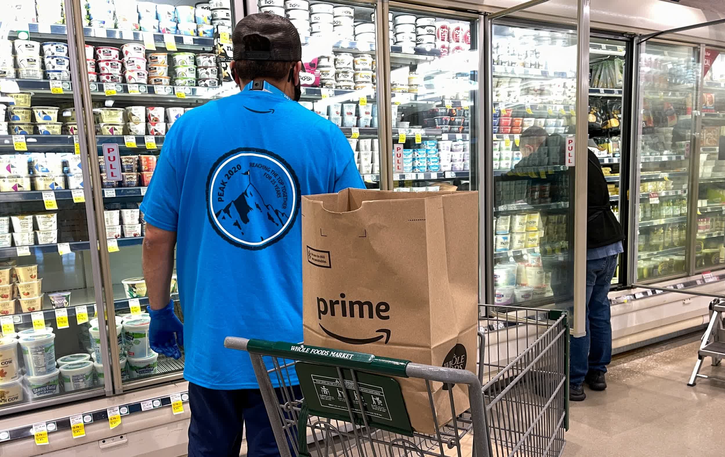 Amazon is shutting down Prime Now and rolling its two-hour deliveries into the main Amazon app