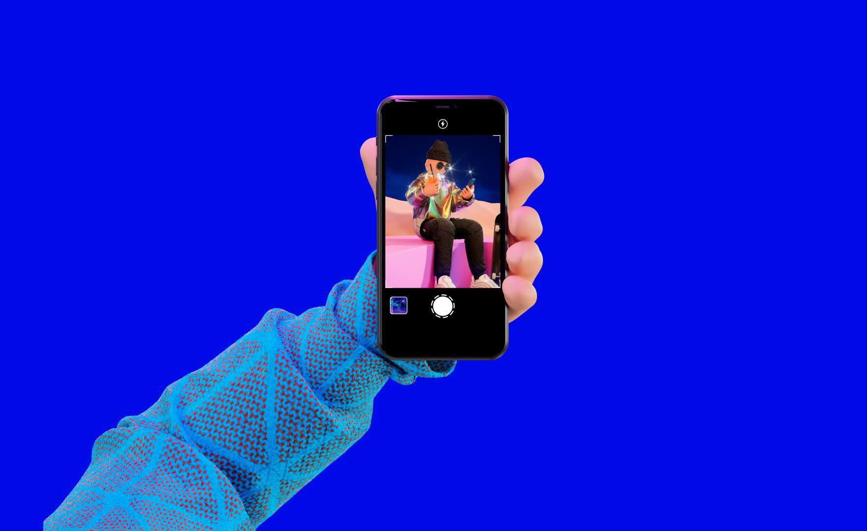 Poparazzi is the 'anti-selfie' photo app that could be a big problem for Instagram