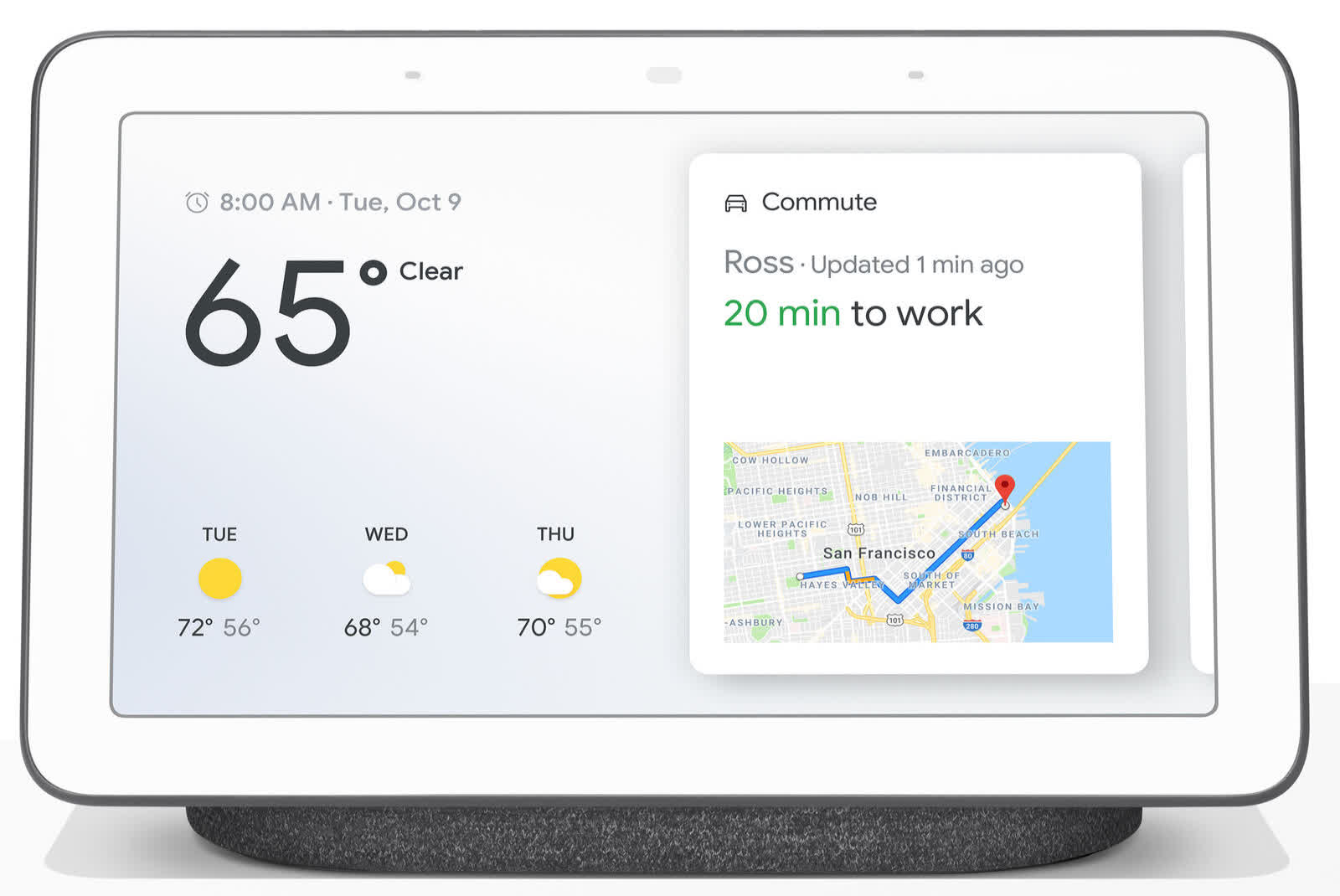Google Fuchsia OS is now available as an update for first-gen Nest Hub devices