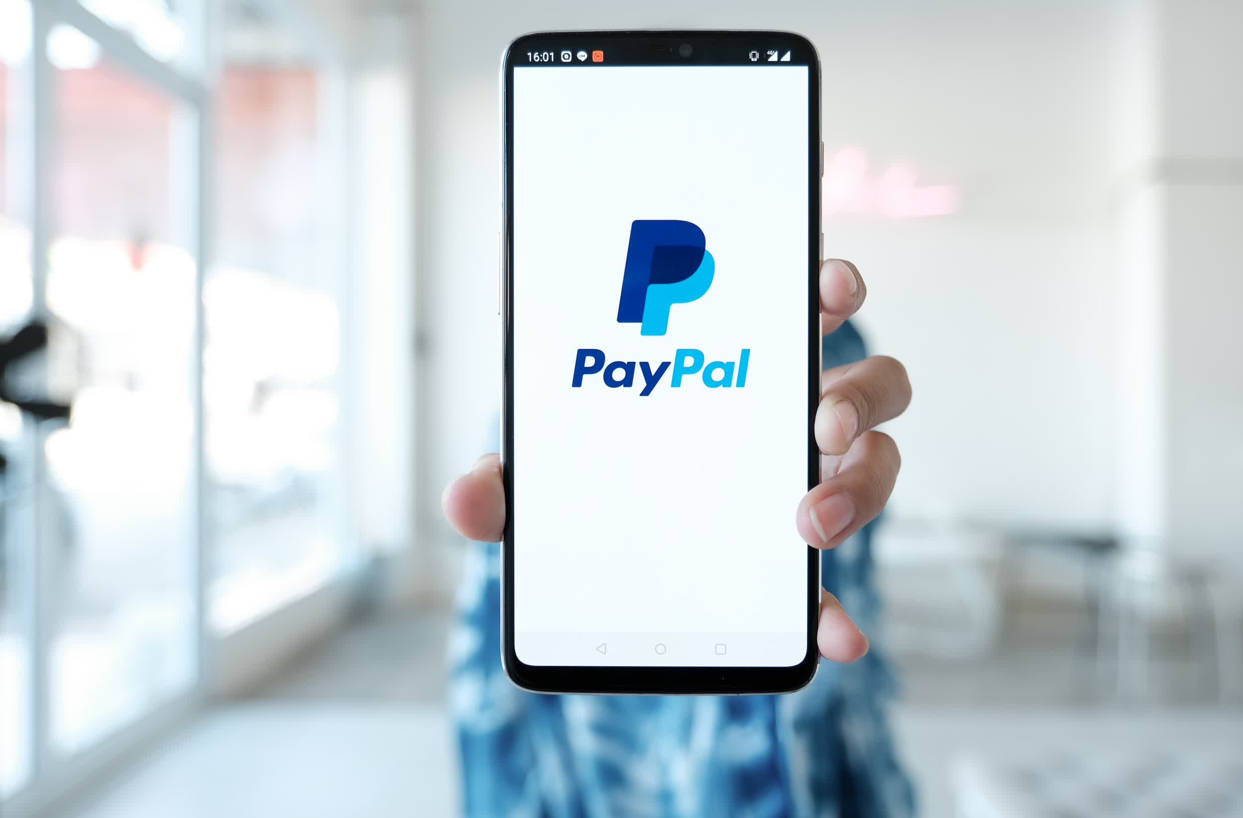PayPal is working on a cryptocurrency withdrawal function