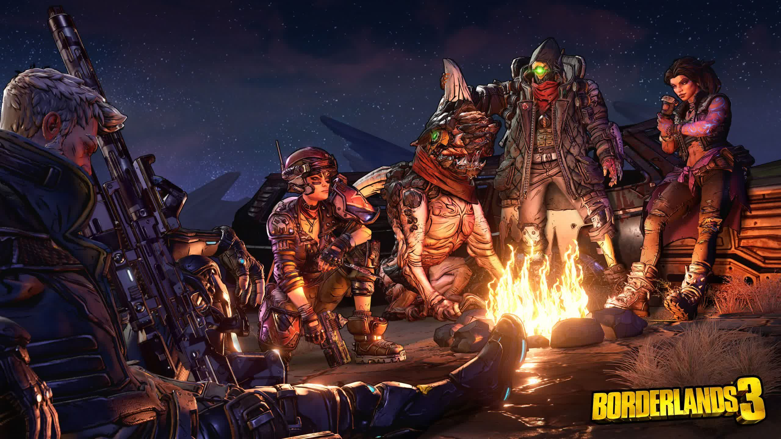 Cross-platform play is coming for Borderlands 3, but publisher 2K snuffed it for PlayStation consoles