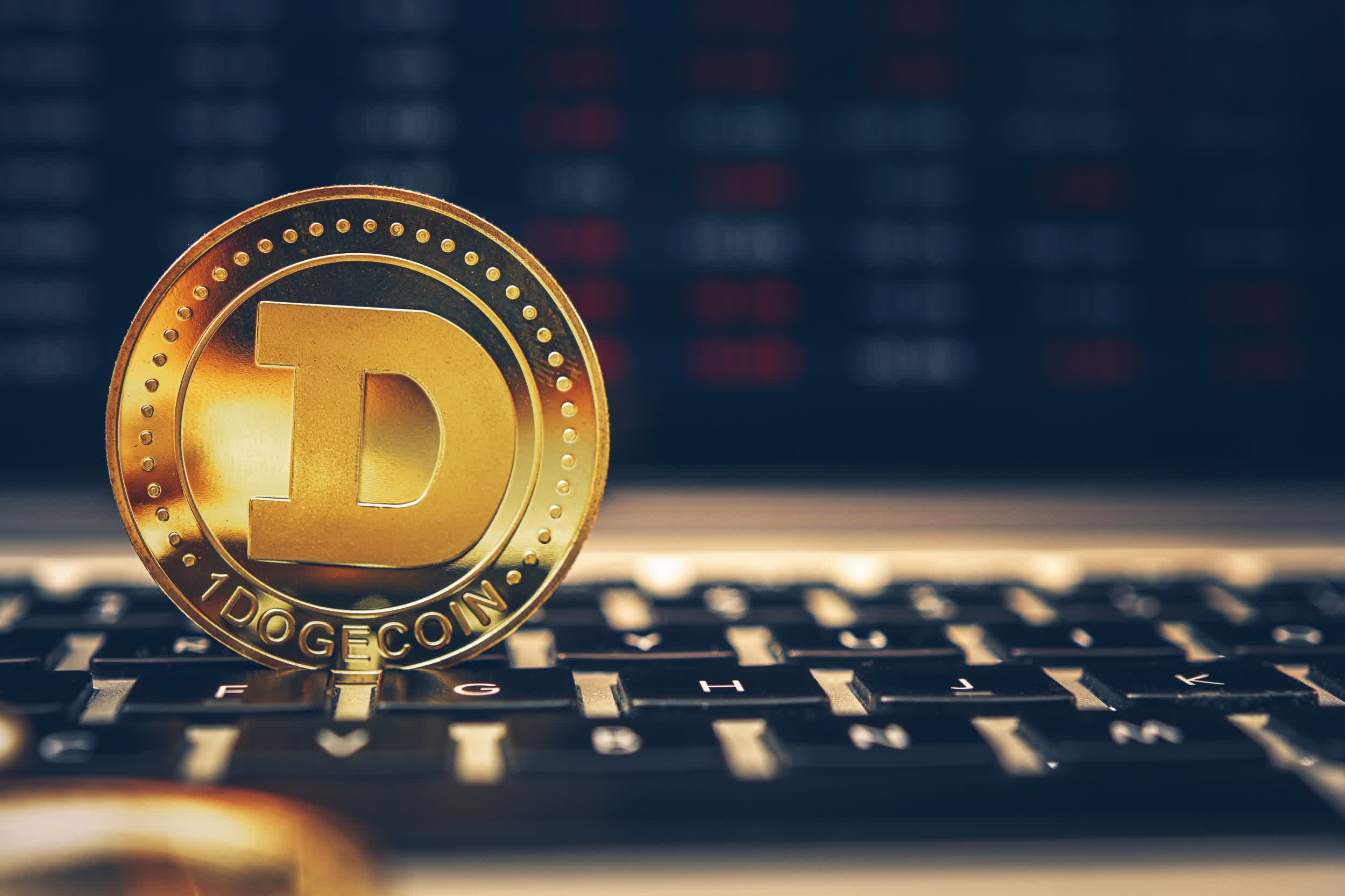 Dogecoin trading expected to open on Coinbase Pro starting June 3
