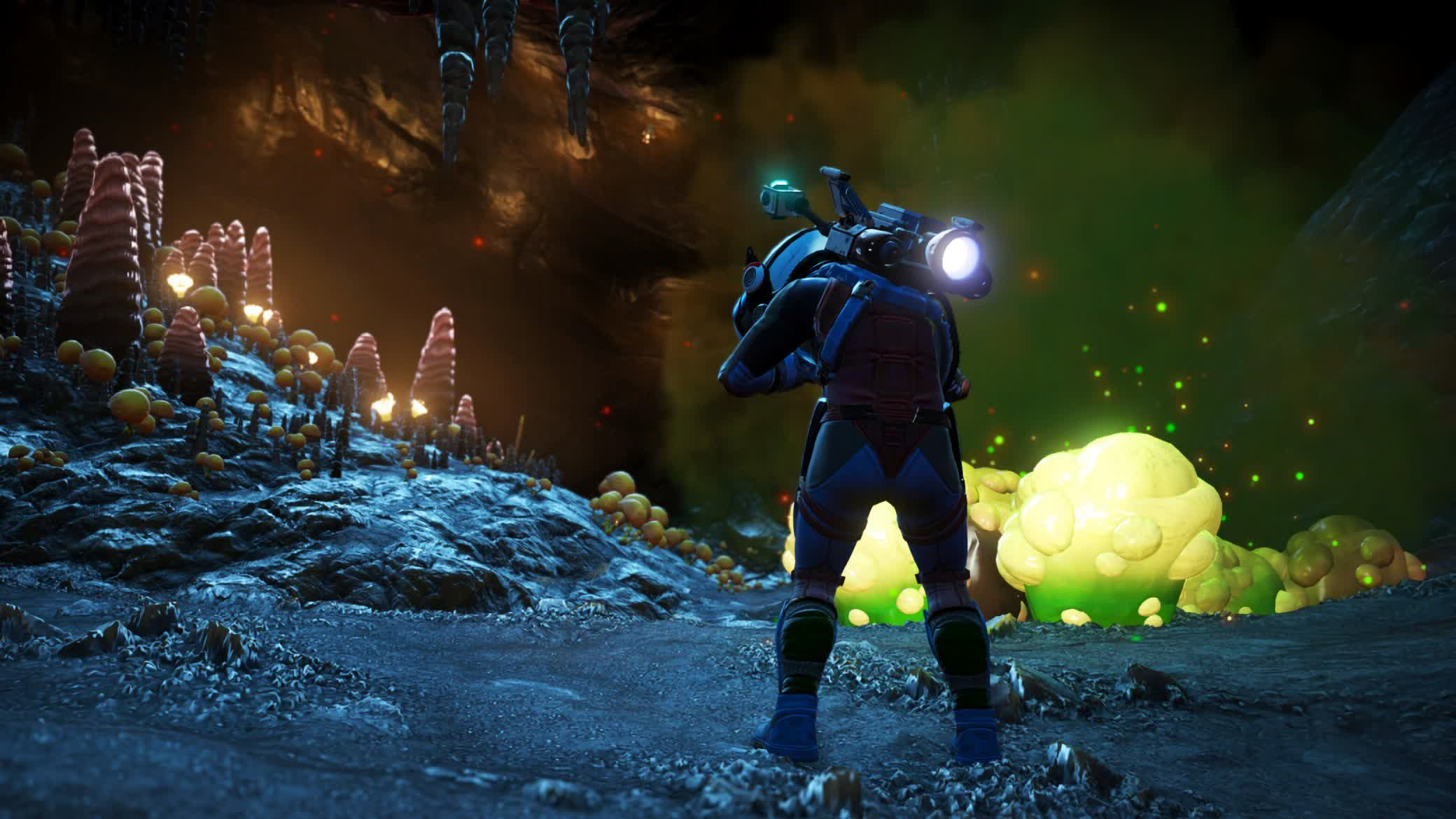 No Man's Sky: 'Prisms' update is a complete visual overhaul