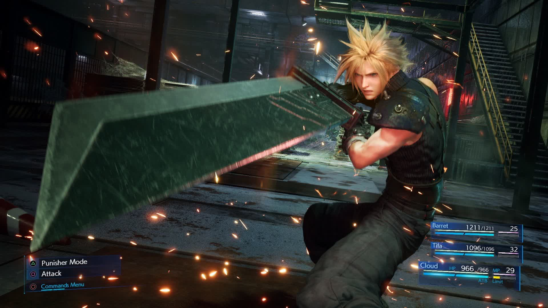 Final Fantasy VII Remake now has a game save converter, but it looks like a headache