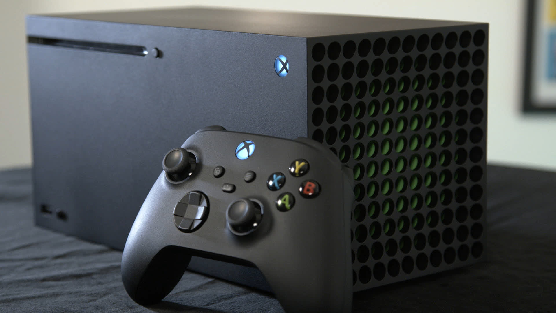 Microsoft and AMD are bringing FidelityFX Super Resolution to Xbox Series X and Series S