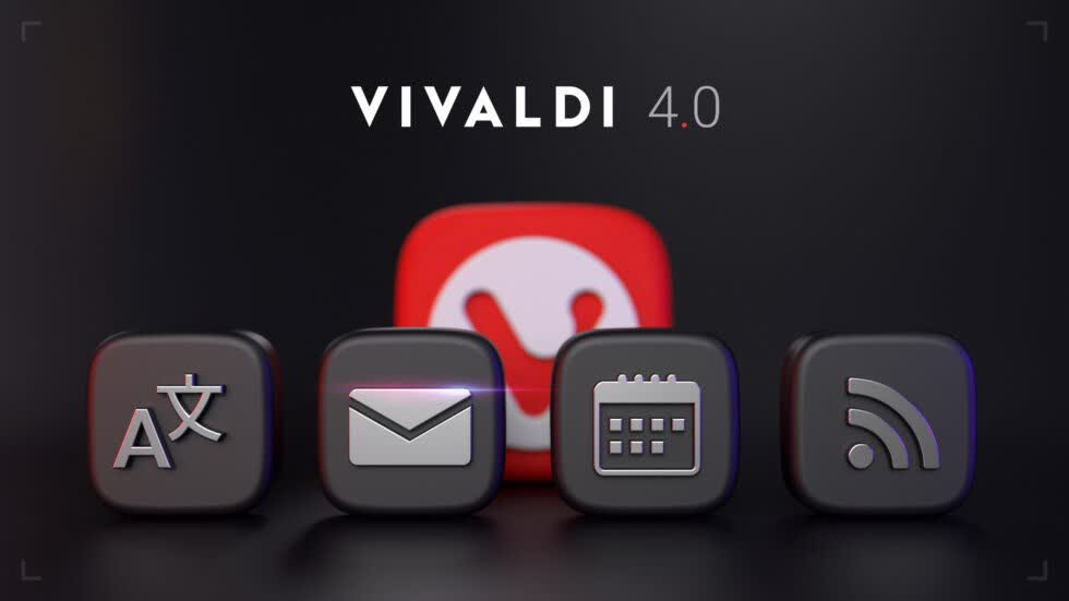 Vivaldi update adds built-in email client, RSS reader, calendar, and more to the browser