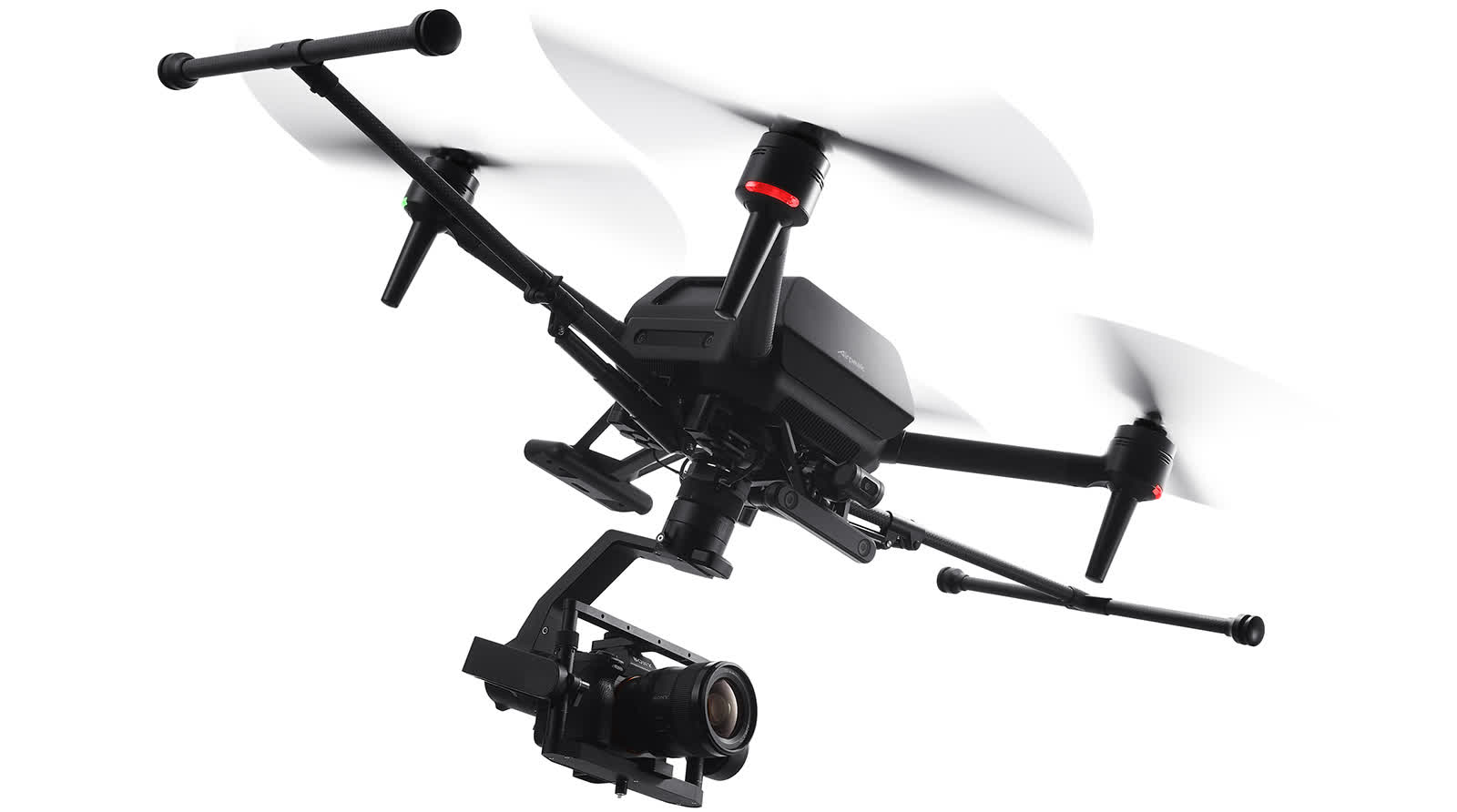 Sony formally announces the Airpeak S1, a professional-quality drone priced at $ 9,000