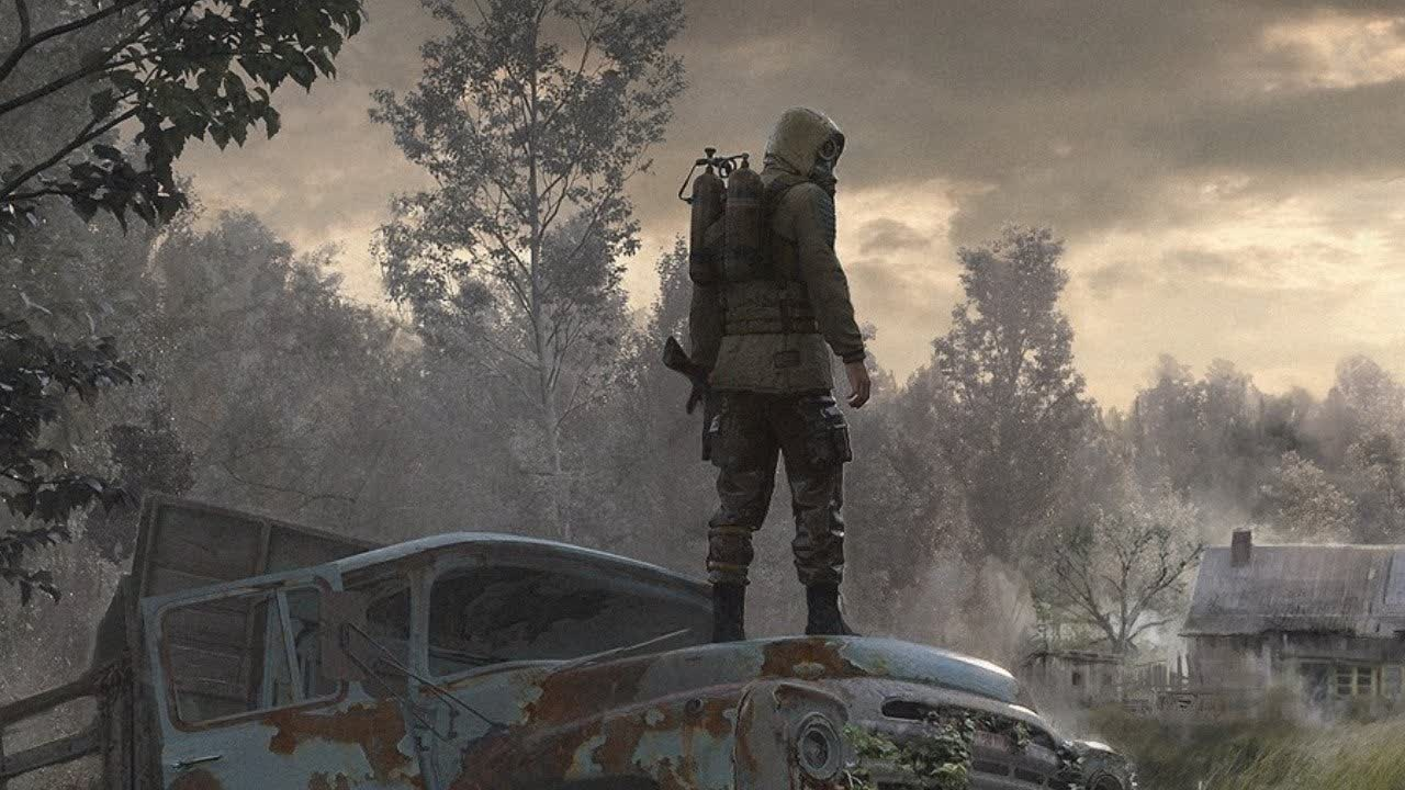Stalker 2 requires a fairly beefy PC, 150GB of free SSD space