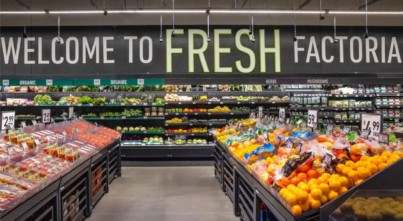 Amazon is about to open the first supermarket with Just Walk Out technology
