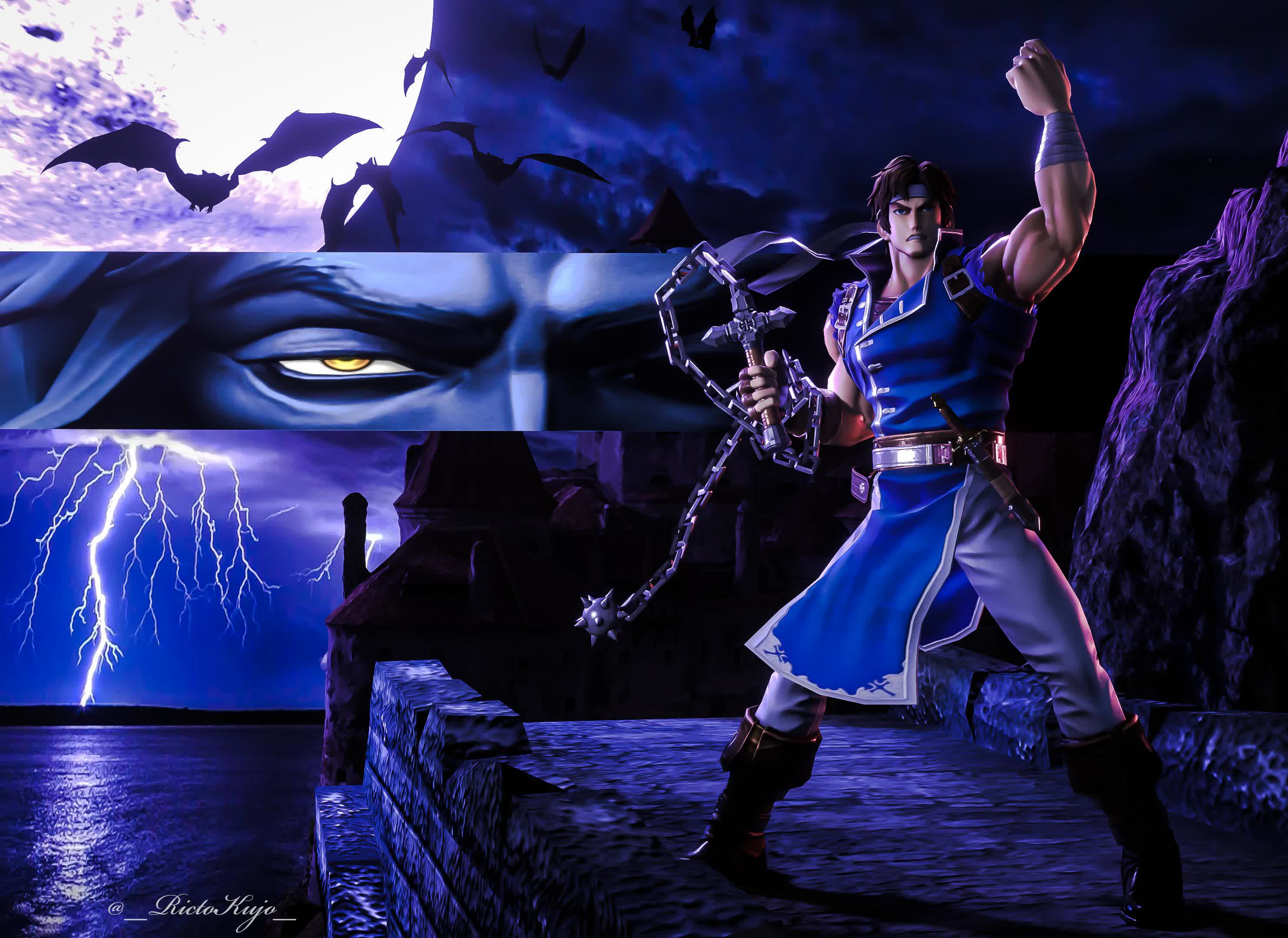 Castlevania: Rondo of Blood is coming to the TurboDuo in English for the first time