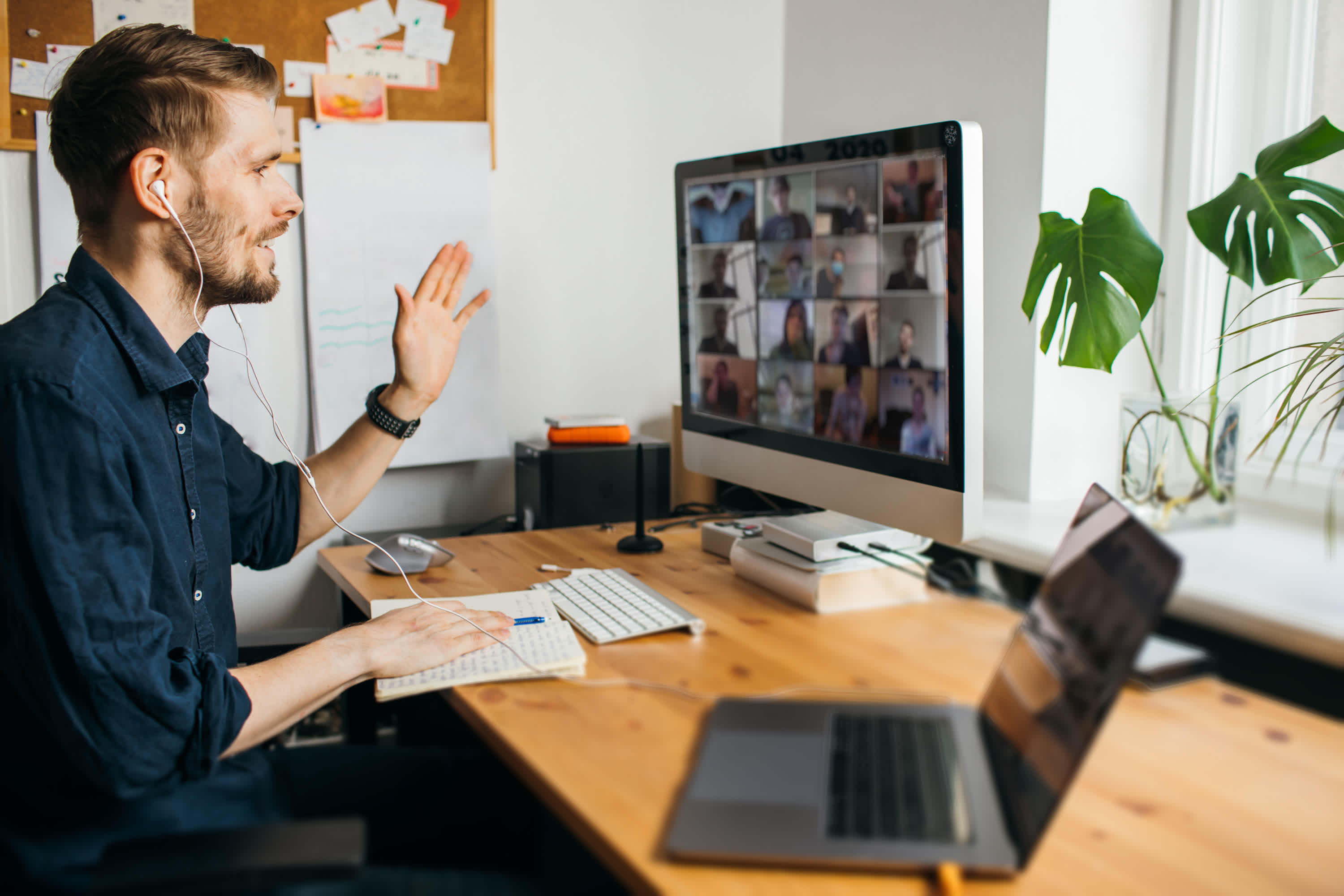 Opinion: The Challenge of Video Conferencing Looms    TechSpot