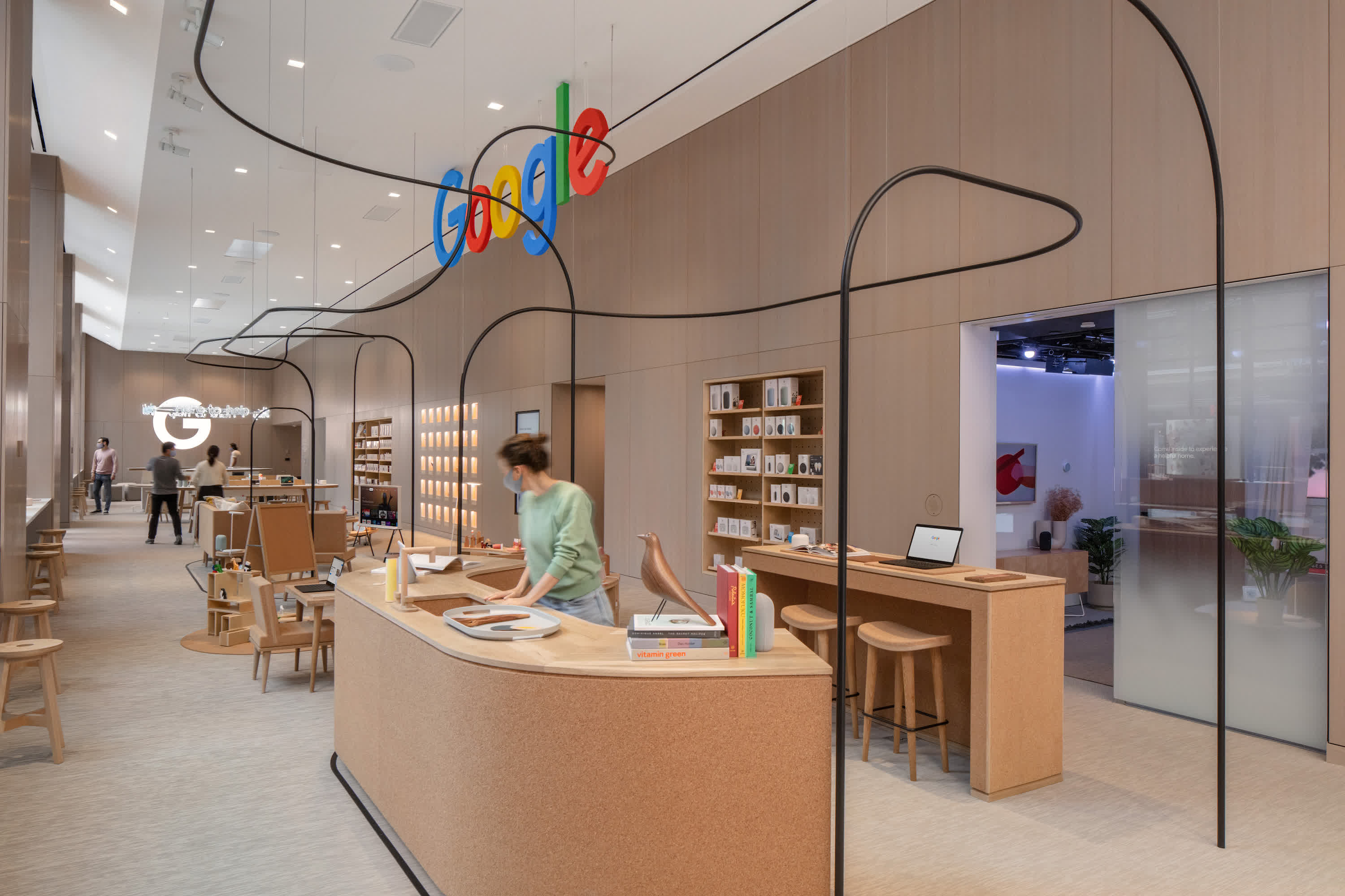 Google's First Retail Store Opens Tomorrow in New York City