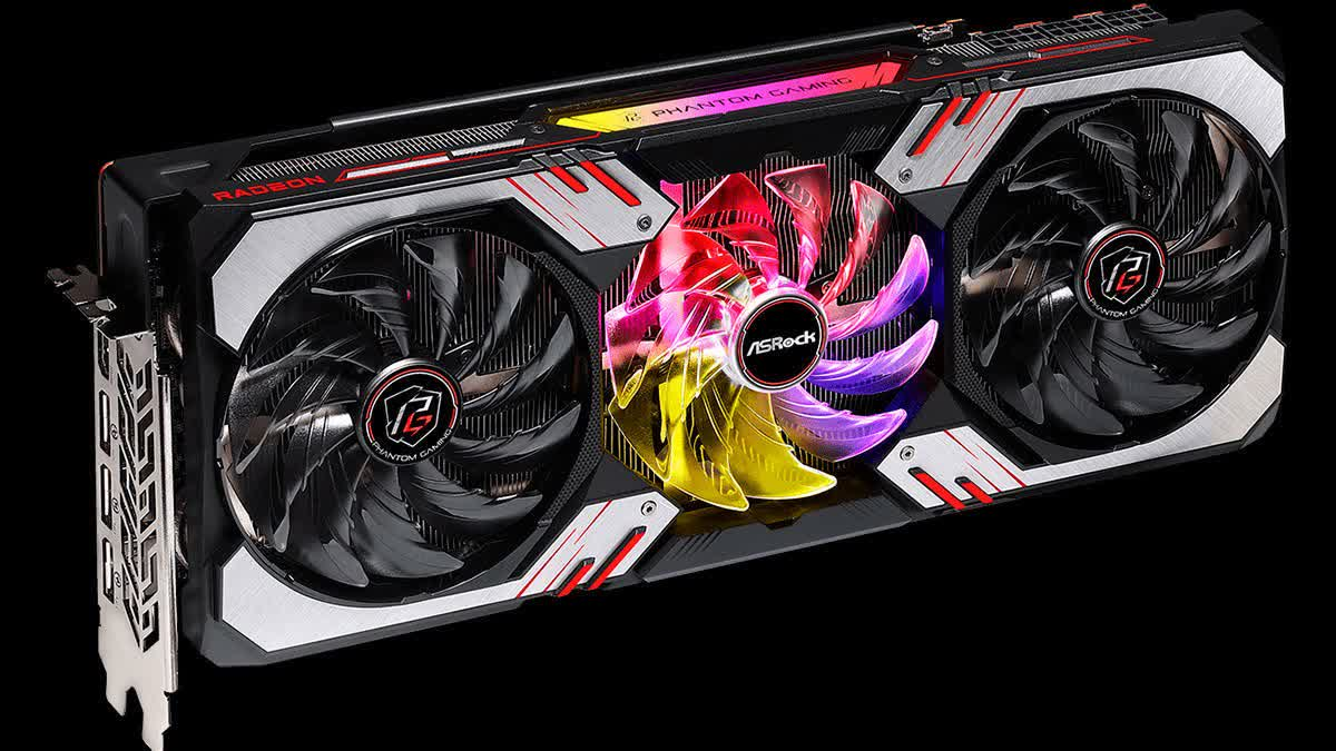 ASRock says graphics card prices are falling amid lower demand from Chinese cryptominers
