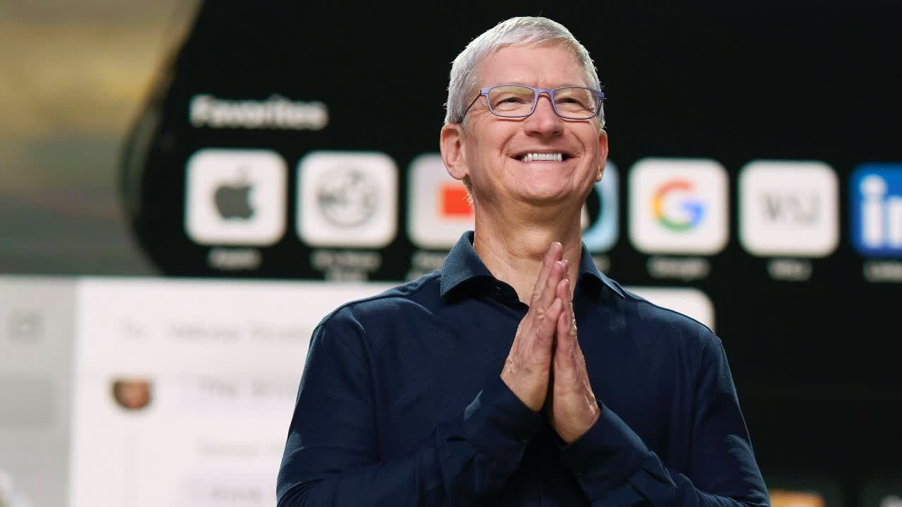 Tim Cook says Android has 47 times more malware than iOS because of sideloading