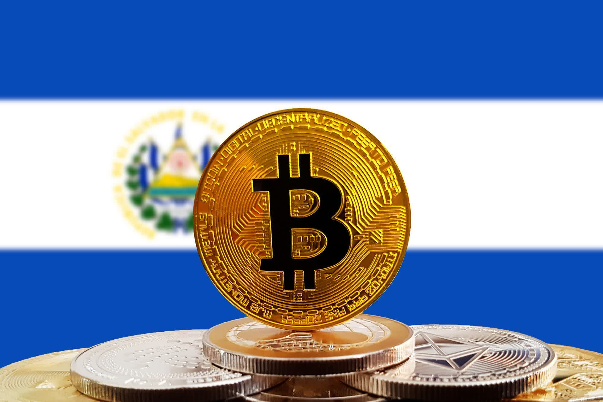 The World Bank refuses to help El Salvador's Bitcoin implementation