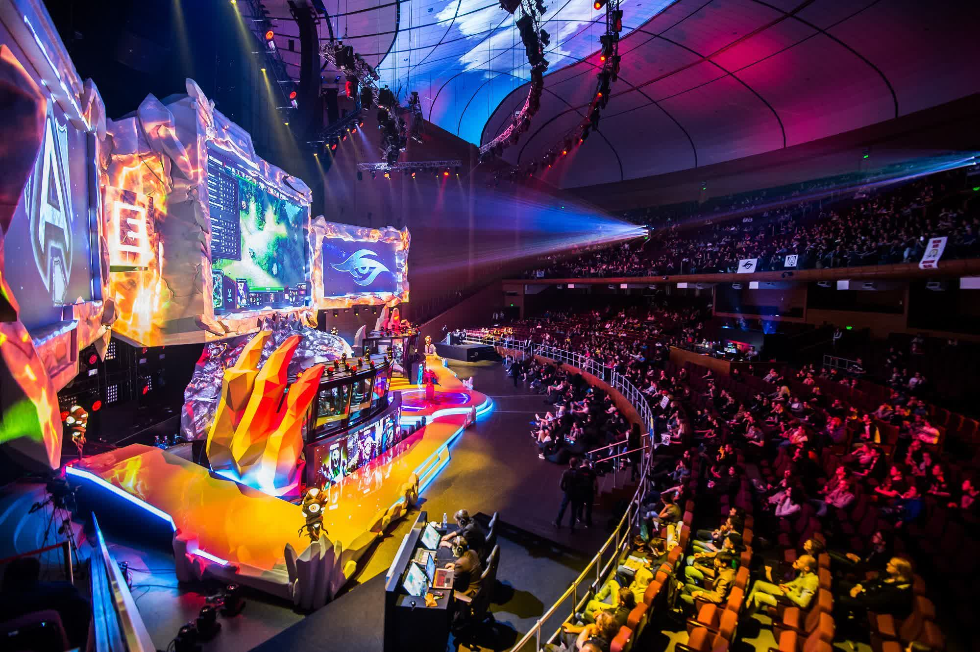 Valve is refunding all tickets for the DOTA 2 International tournament
