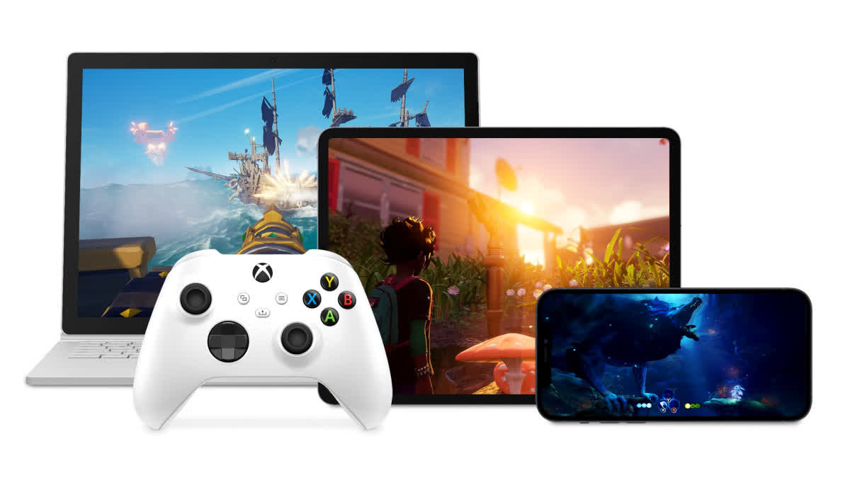 You can now play some xCloud games on Xbox Series X-grade hardware
