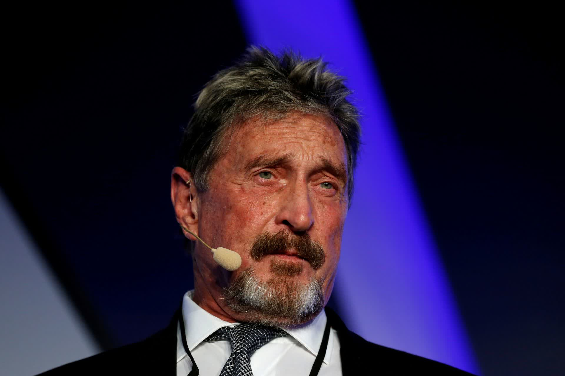 John McAfee found dead in prison after Spanish court allows extradition to US